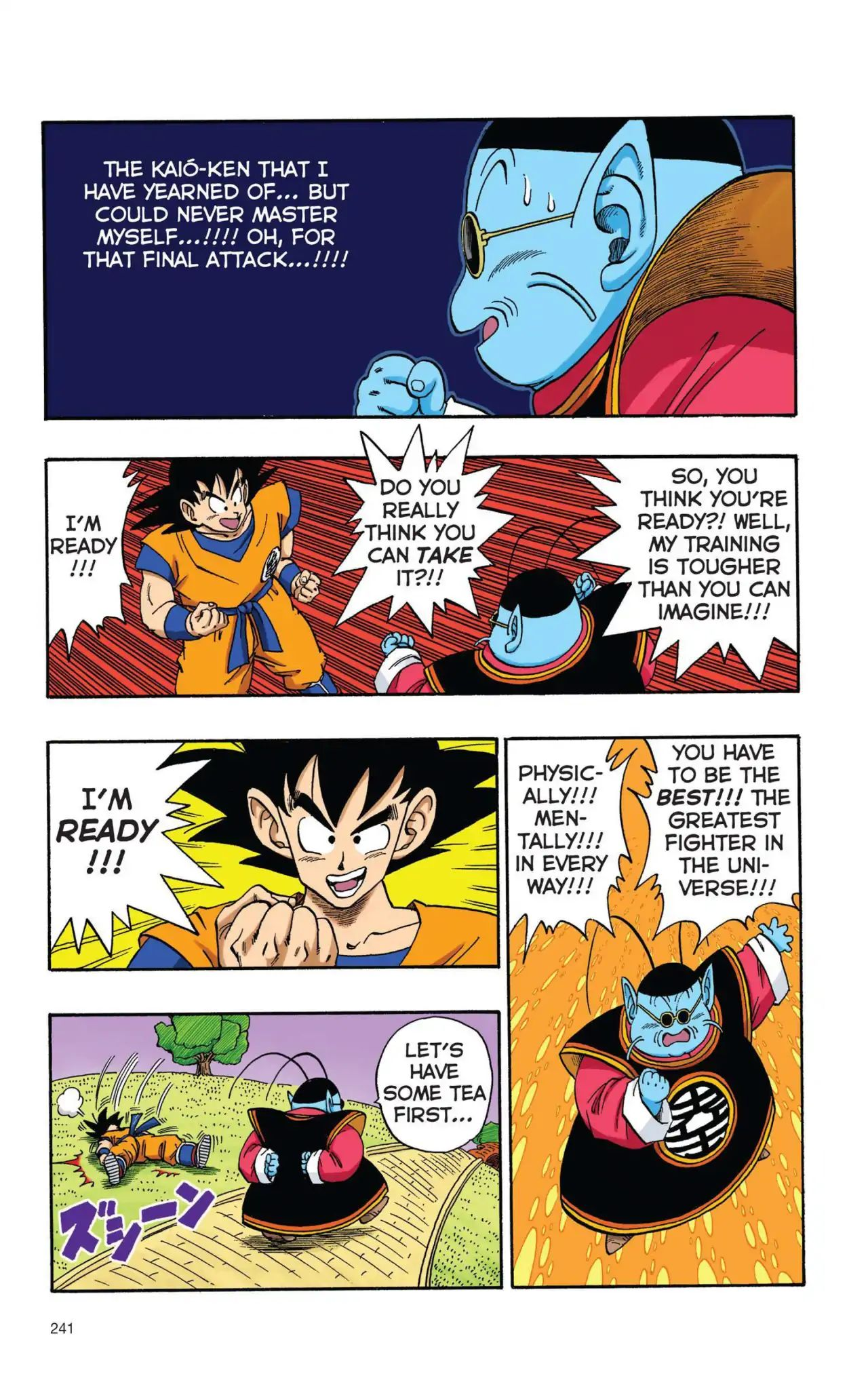 Dragon Ball Full Color Saiyan Arc Chapter 17  Online Free Manga Read Image 12