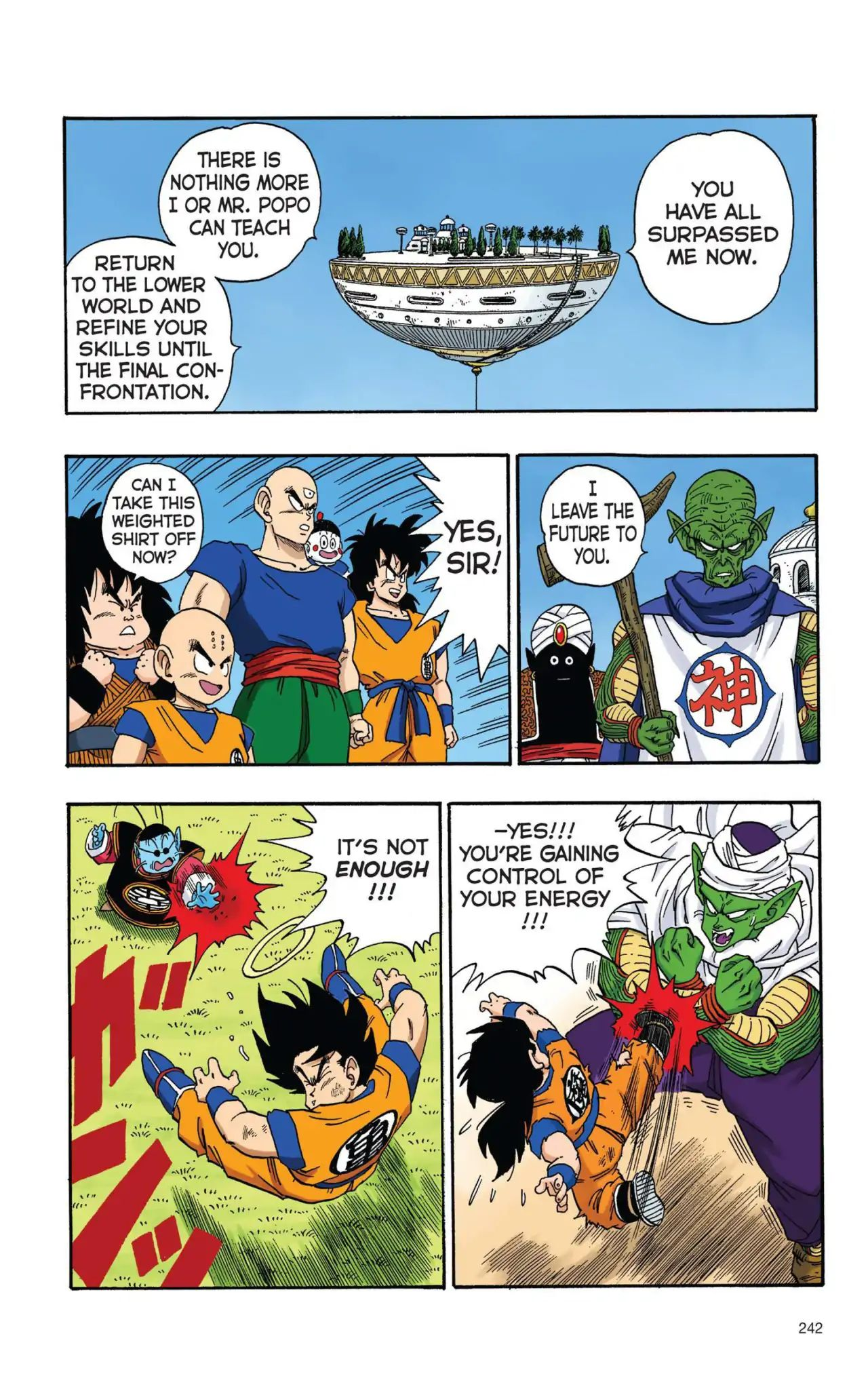Dragon Ball Full Color Saiyan Arc Chapter 17  Online Free Manga Read Image 13