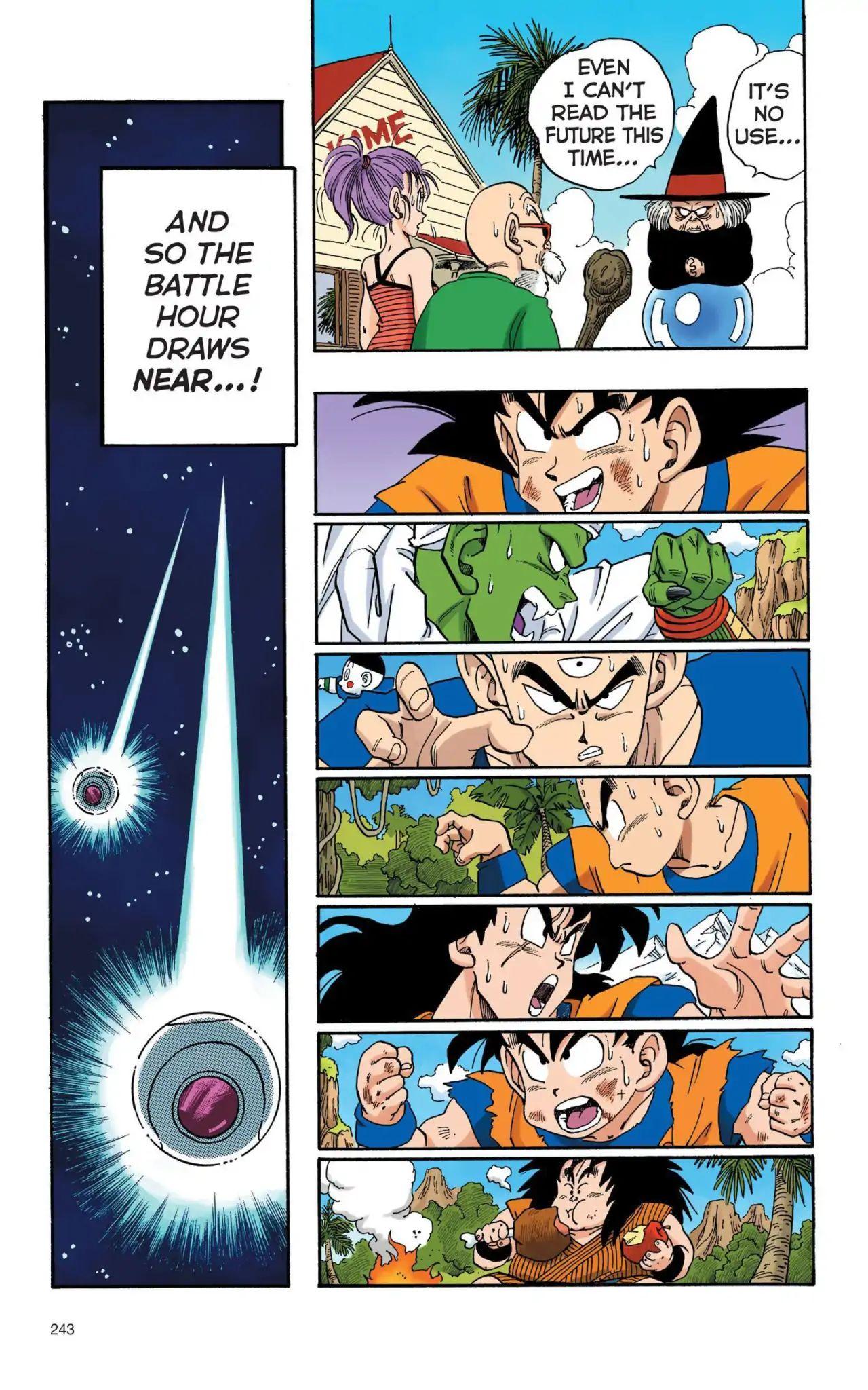 Dragon Ball Full Color Saiyan Arc Chapter 17  Online Free Manga Read Image 14