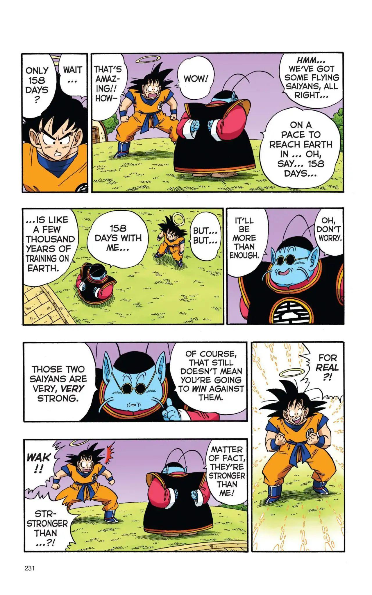 Dragon Ball Full Color Saiyan Arc Chapter 17  Online Free Manga Read Image 2