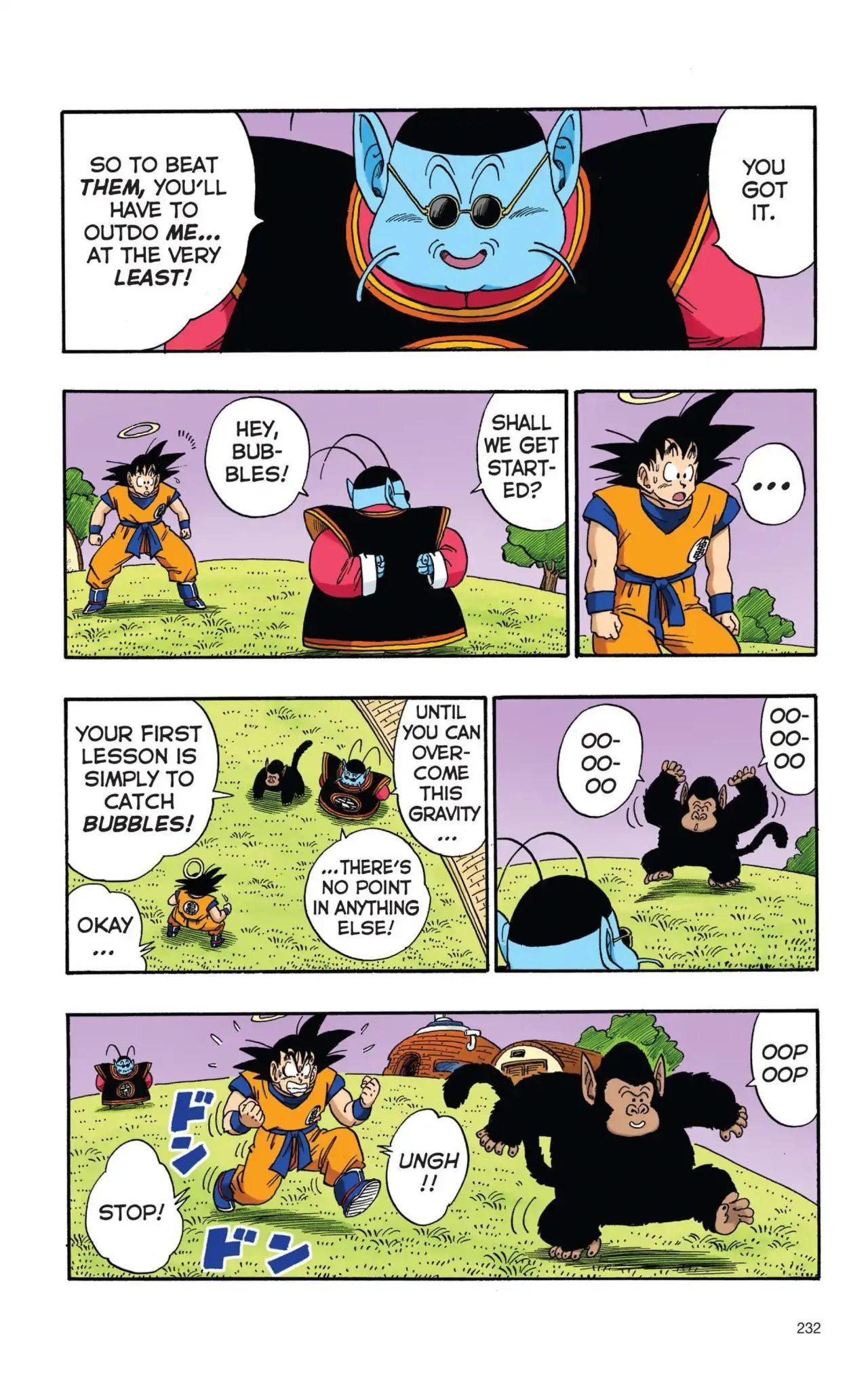 Dragon Ball Full Color Saiyan Arc Chapter 17  Online Free Manga Read Image 3
