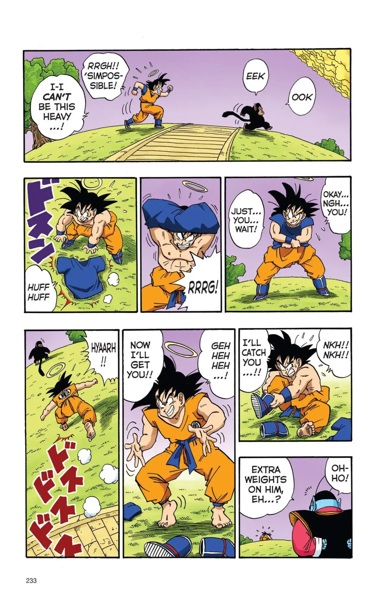 Dragon Ball Full Color Saiyan Arc Chapter 17  Online Free Manga Read Image 4
