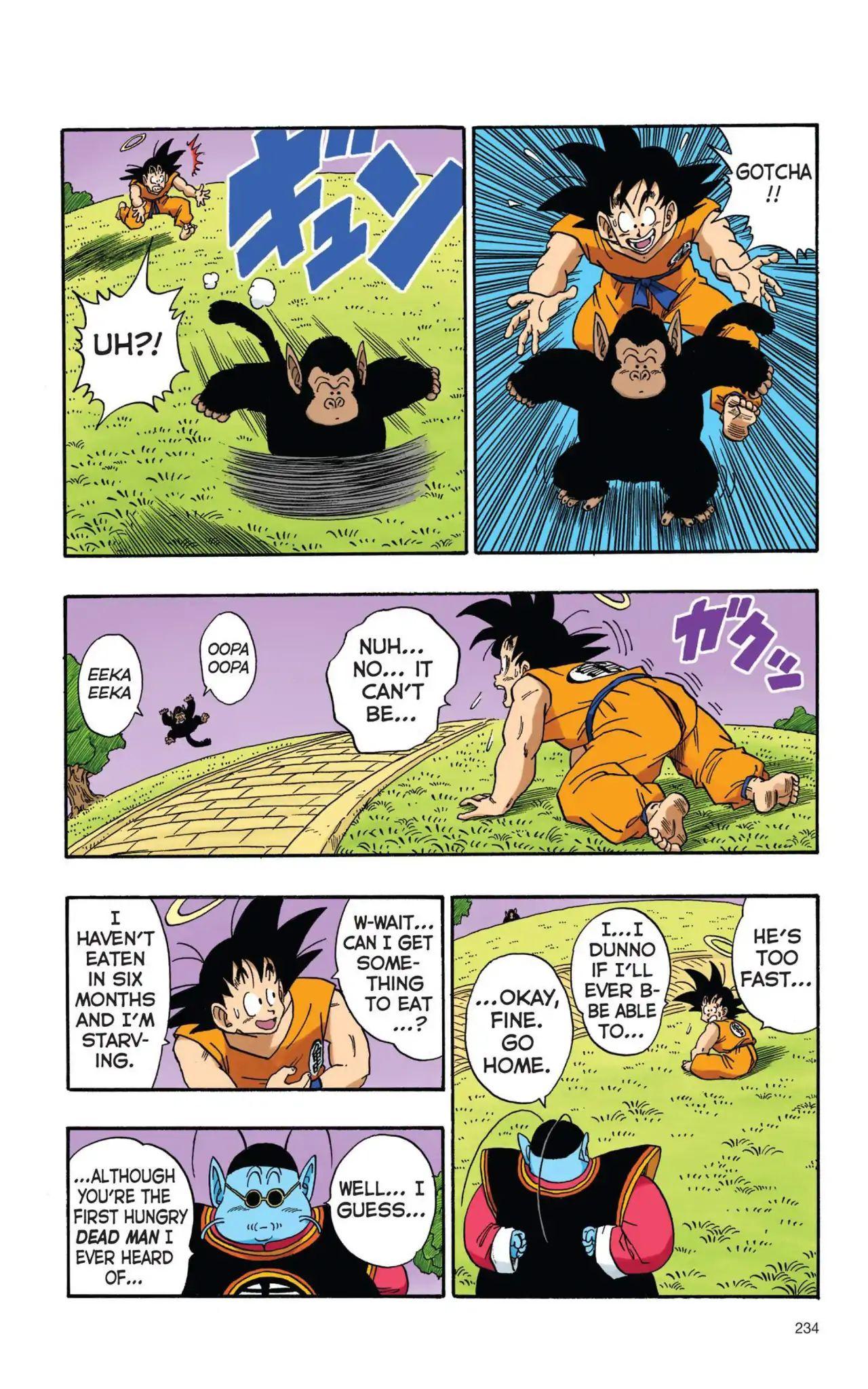 Dragon Ball Full Color Saiyan Arc Chapter 17  Online Free Manga Read Image 5