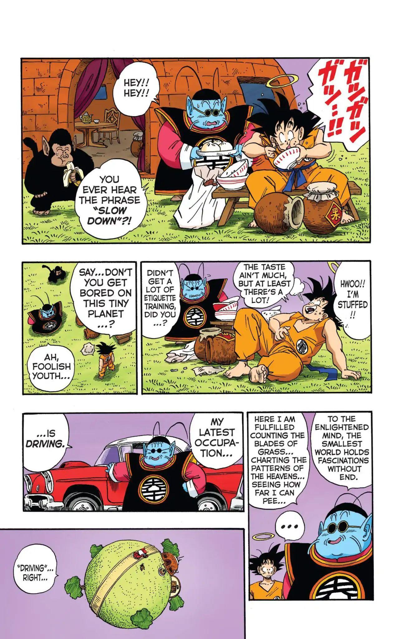 Dragon Ball Full Color Saiyan Arc Chapter 17  Online Free Manga Read Image 6
