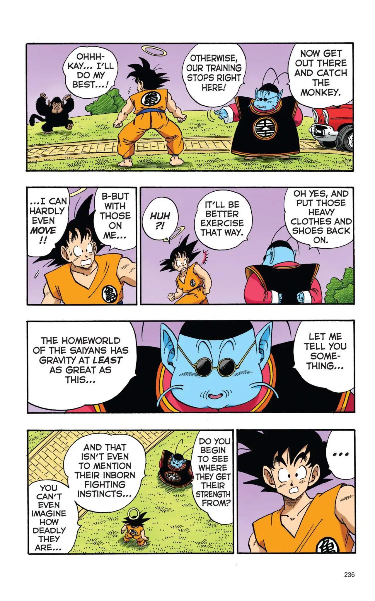 Dragon Ball Full Color Saiyan Arc Chapter 17  Online Free Manga Read Image 7