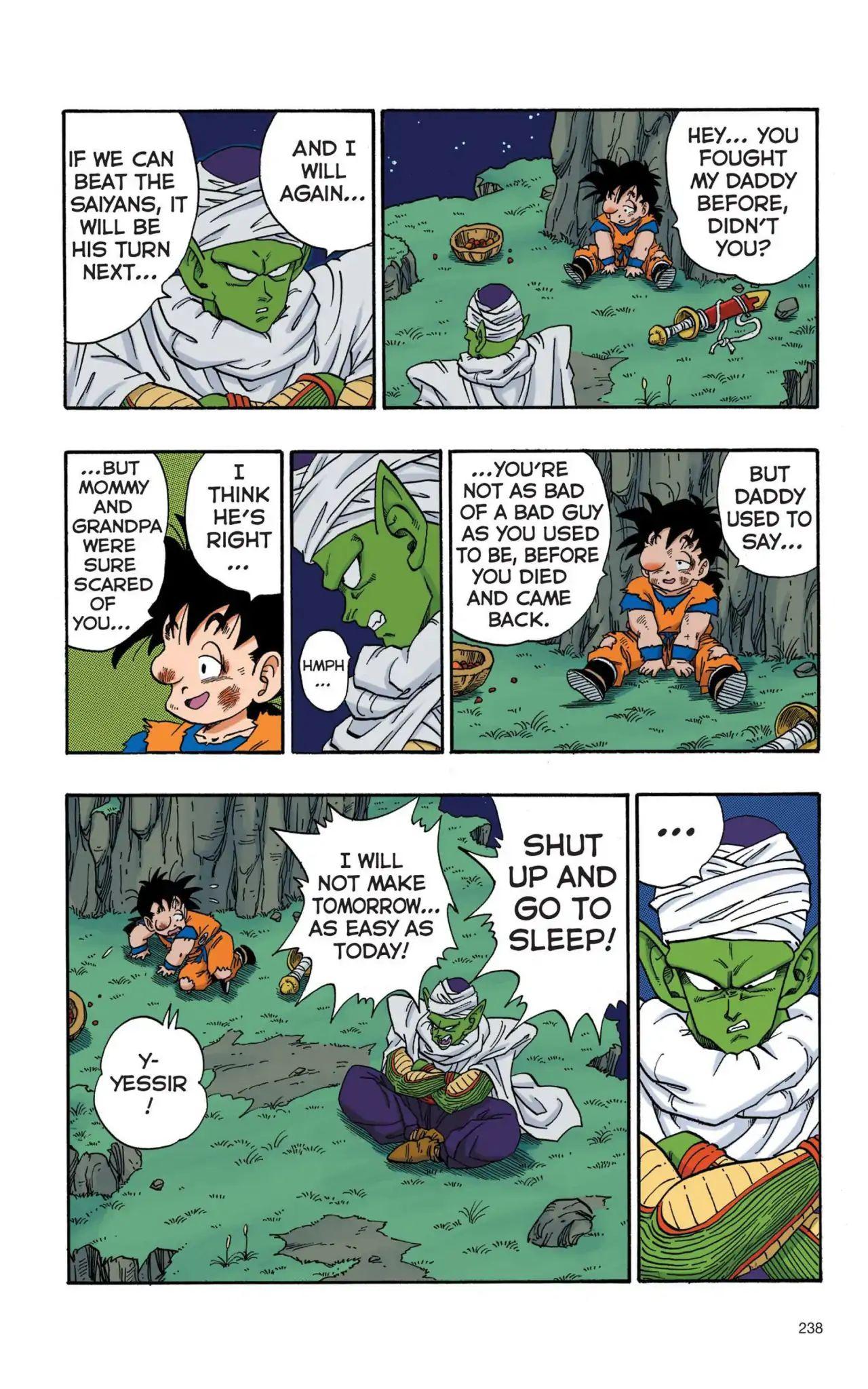 Dragon Ball Full Color Saiyan Arc Chapter 17  Online Free Manga Read Image 9