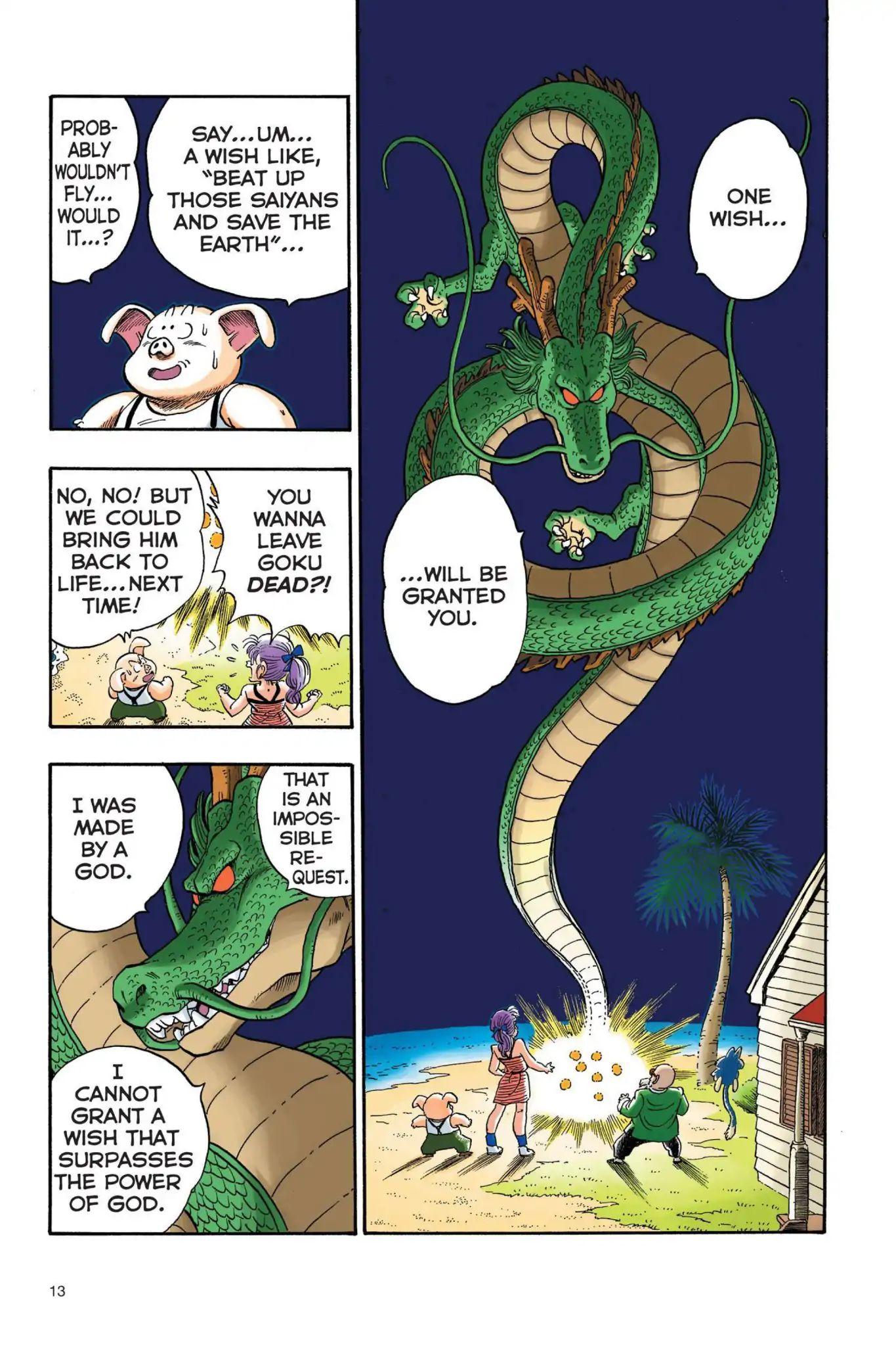 Dragon Ball Full Color Saiyan Arc Chapter 18  Online Free Manga Read Image 14
