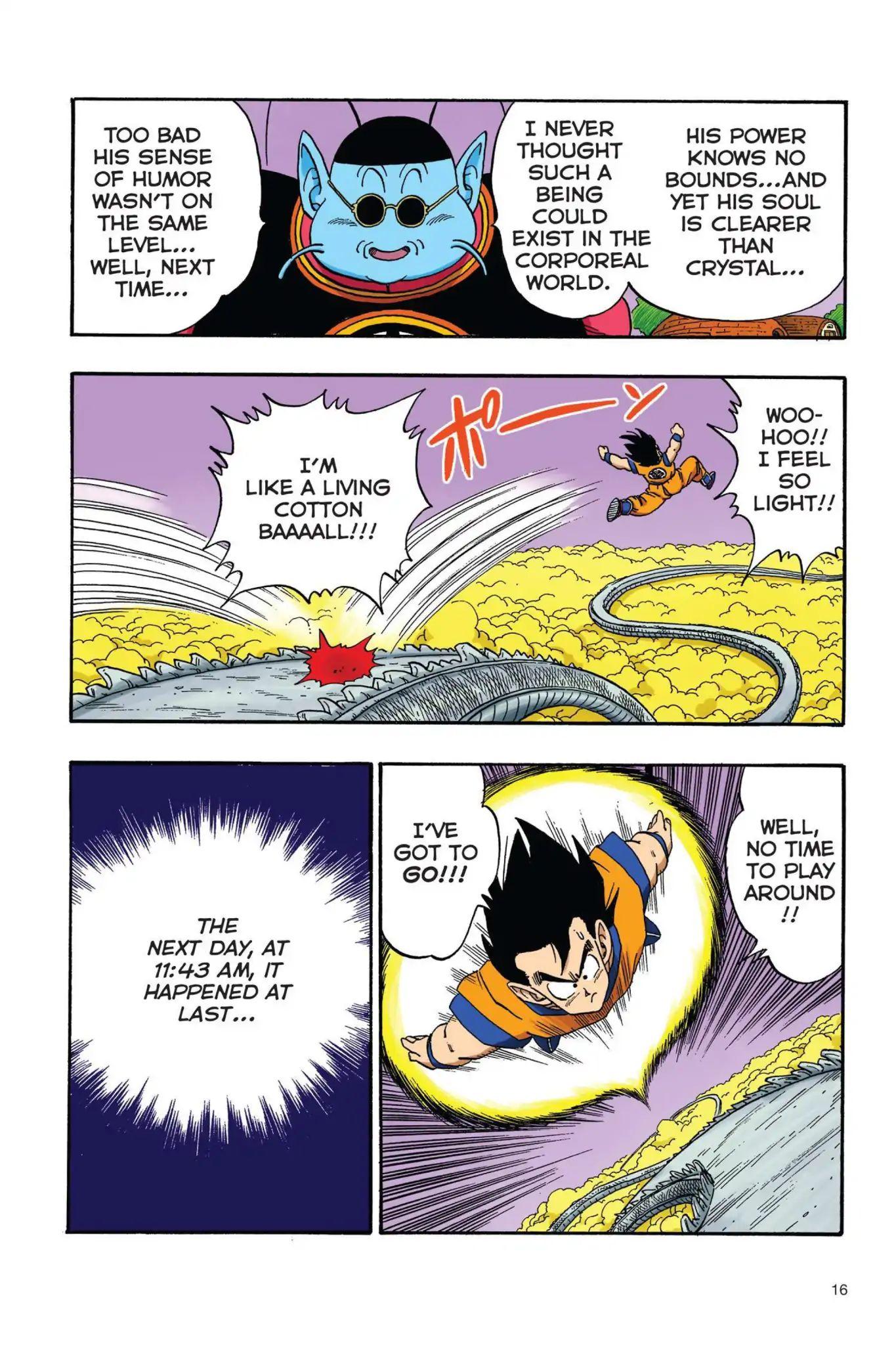 Dragon Ball Full Color Saiyan Arc Chapter 18  Online Free Manga Read Image 17