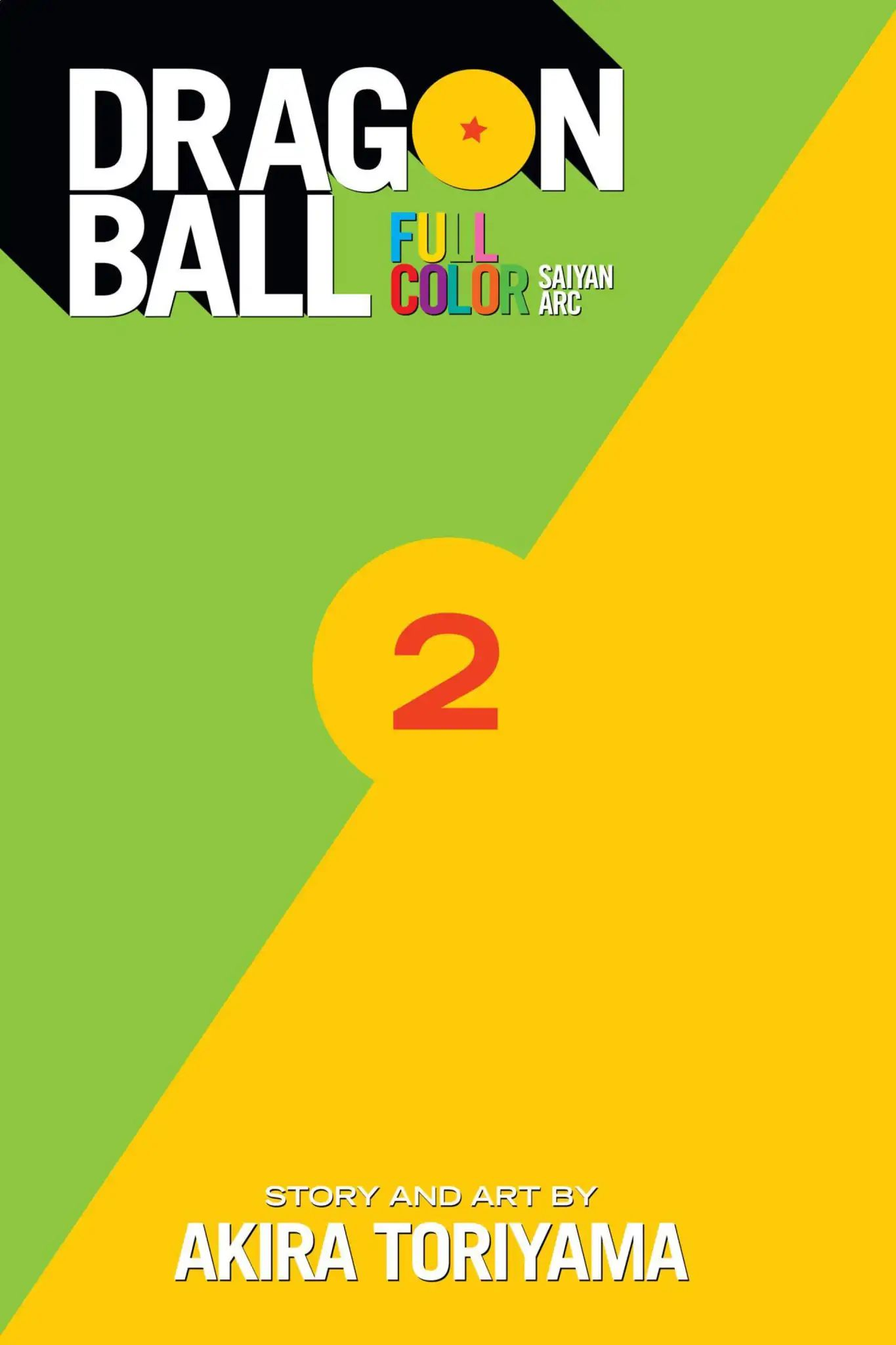 Dragon Ball Full Color Saiyan Arc Chapter 18  Online Free Manga Read Image 2