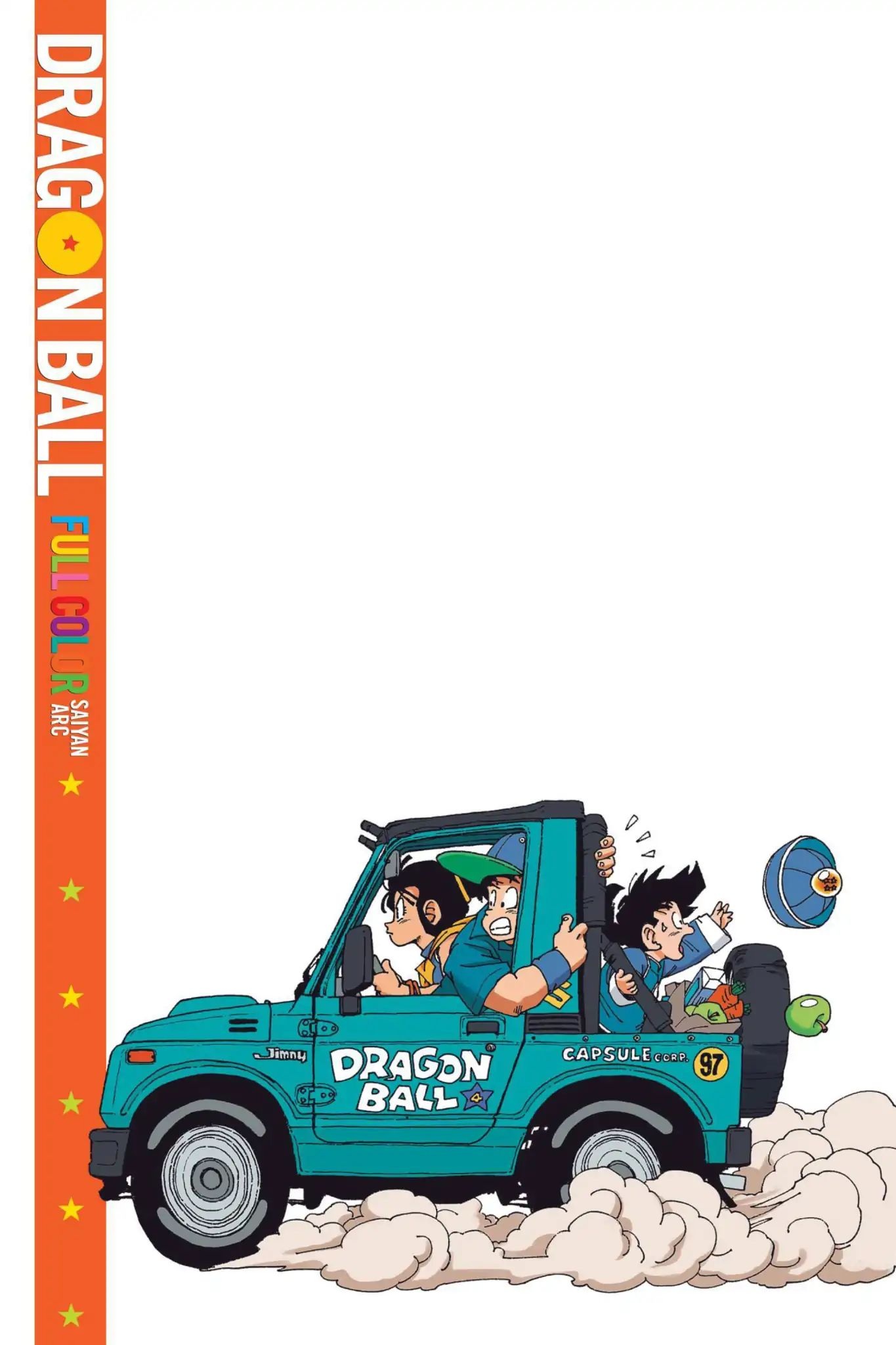Dragon Ball Full Color Saiyan Arc Chapter 18  Online Free Manga Read Image 4