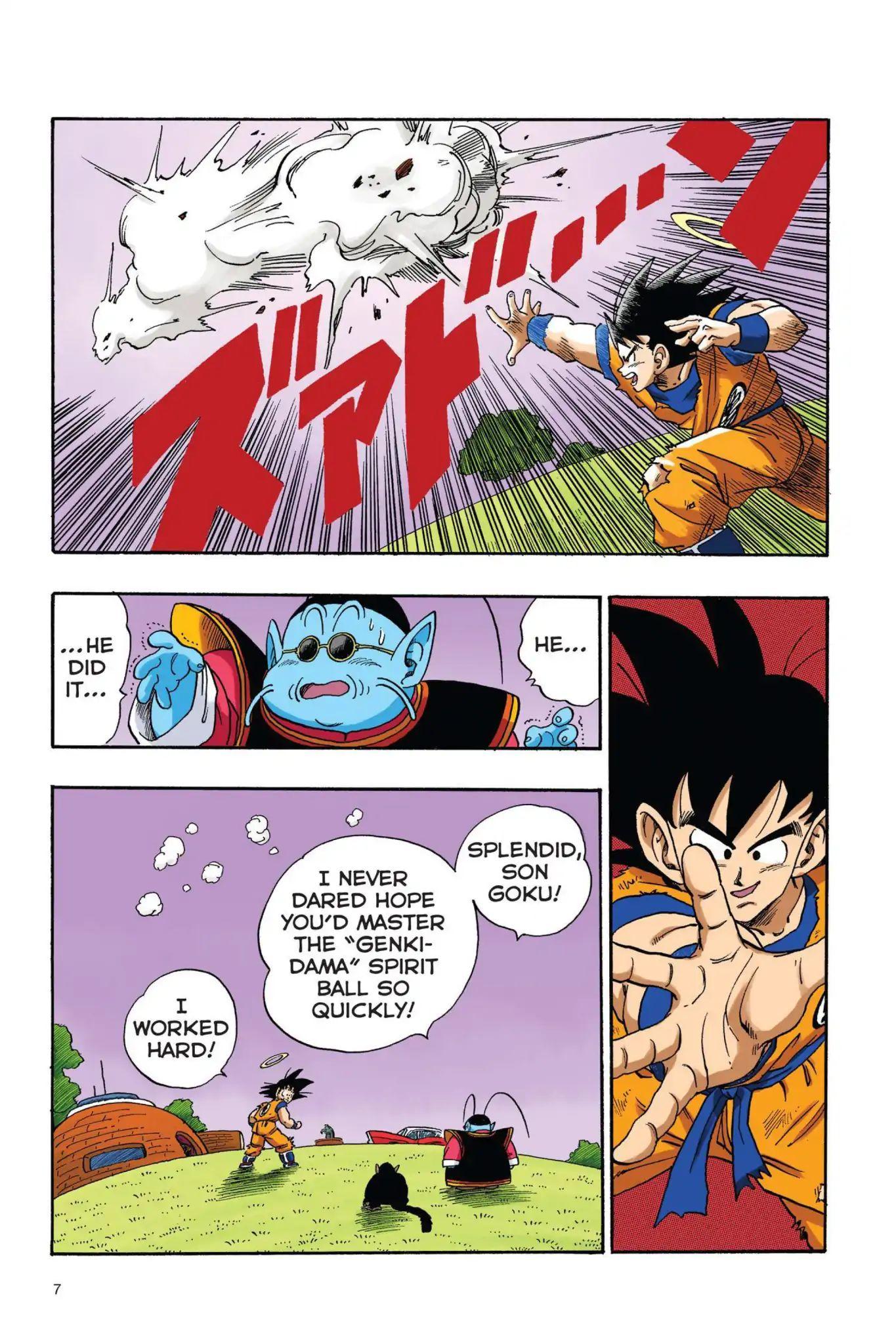 Dragon Ball Full Color Saiyan Arc Chapter 18  Online Free Manga Read Image 8