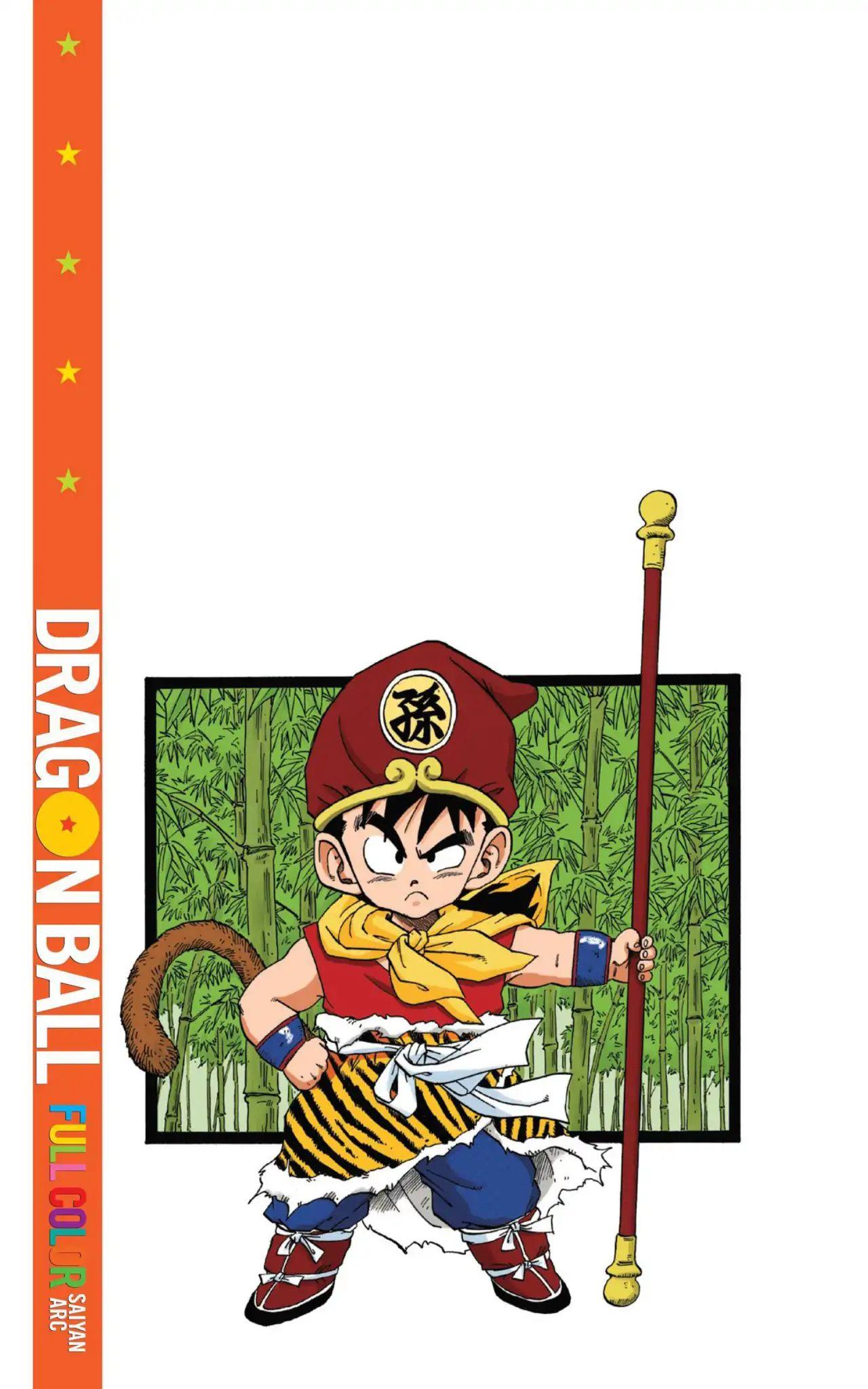 Dragon Ball Full Color Saiyan Arc Chapter 2  Online Free Manga Read Image 15