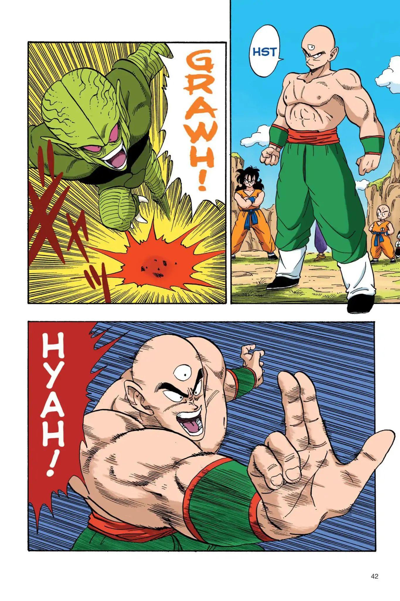 Dragon Ball Full Color Saiyan Arc Chapter 20  Online Free Manga Read Image 11