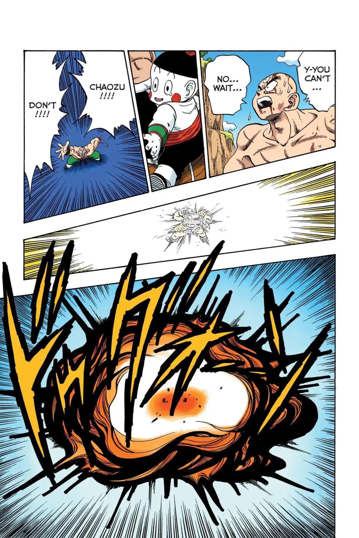 Dragon Ball Full Color Saiyan Arc Chapter 23  Online Free Manga Read Image 12