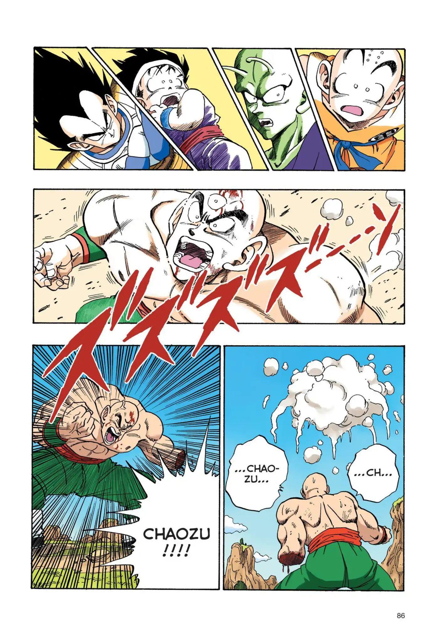 Dragon Ball Full Color Saiyan Arc Chapter 23  Online Free Manga Read Image 13