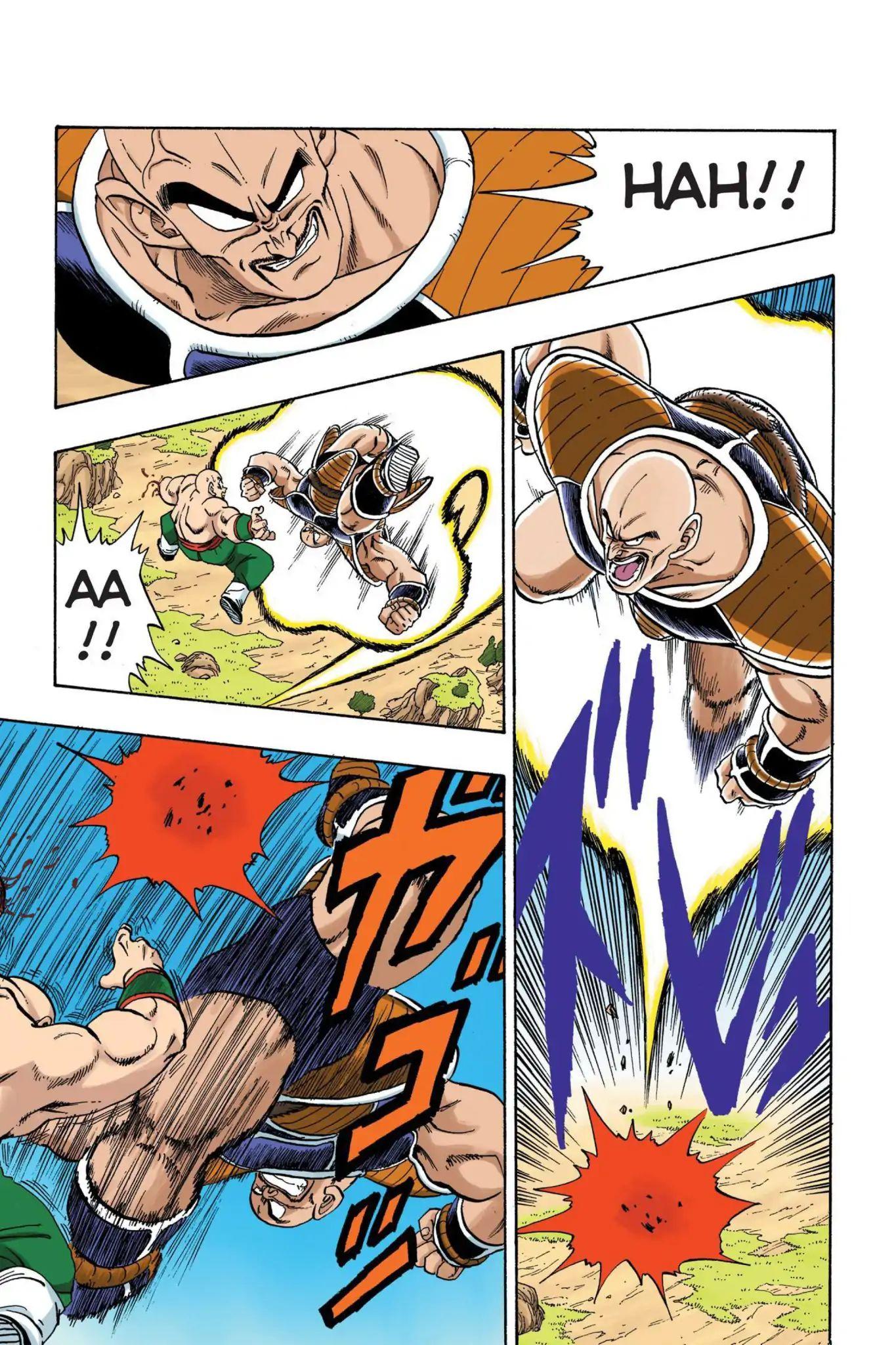 Dragon Ball Full Color Saiyan Arc Chapter 23  Online Free Manga Read Image 6