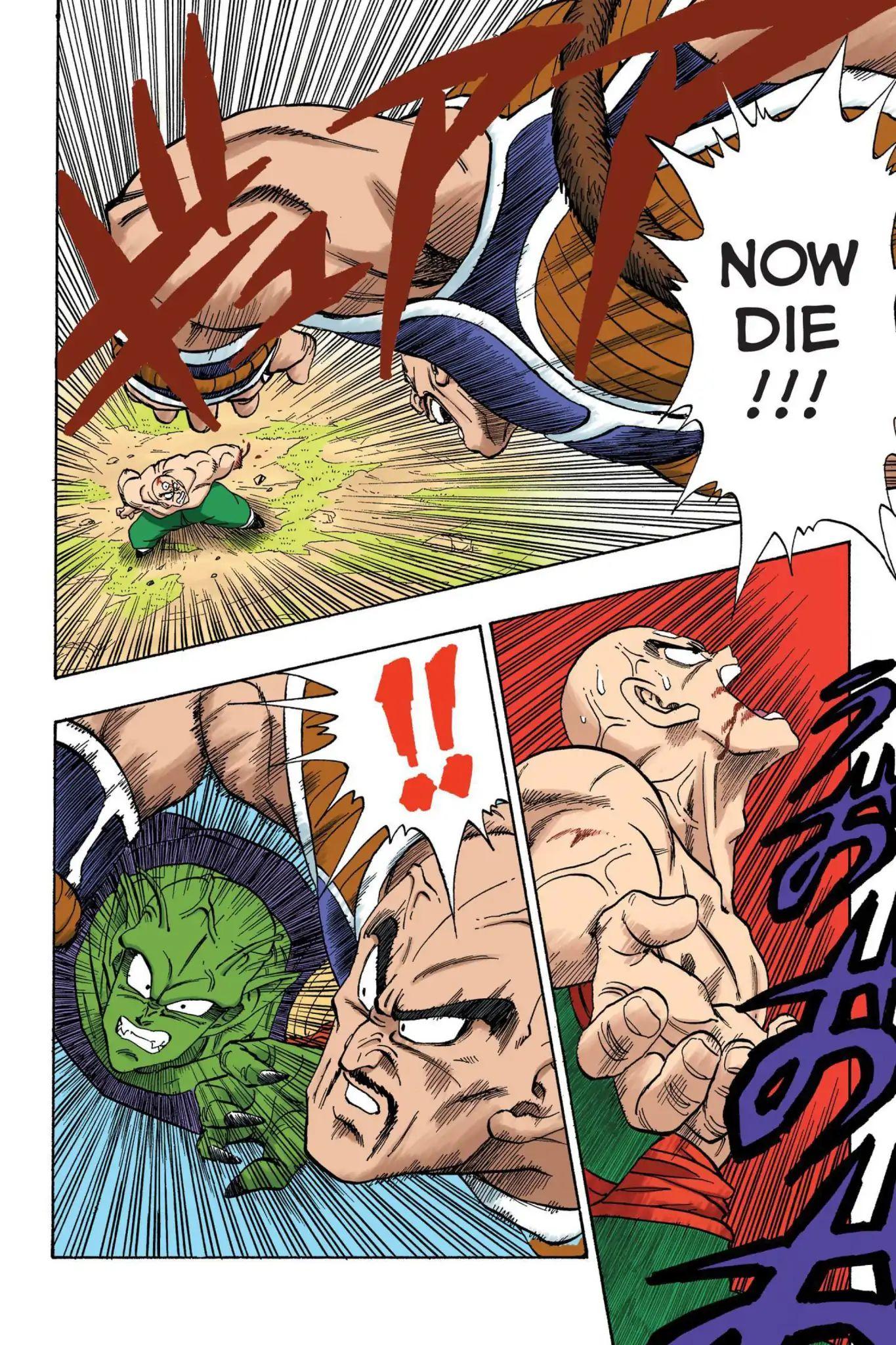 Dragon Ball Full Color Saiyan Arc Chapter 24  Online Free Manga Read Image 5