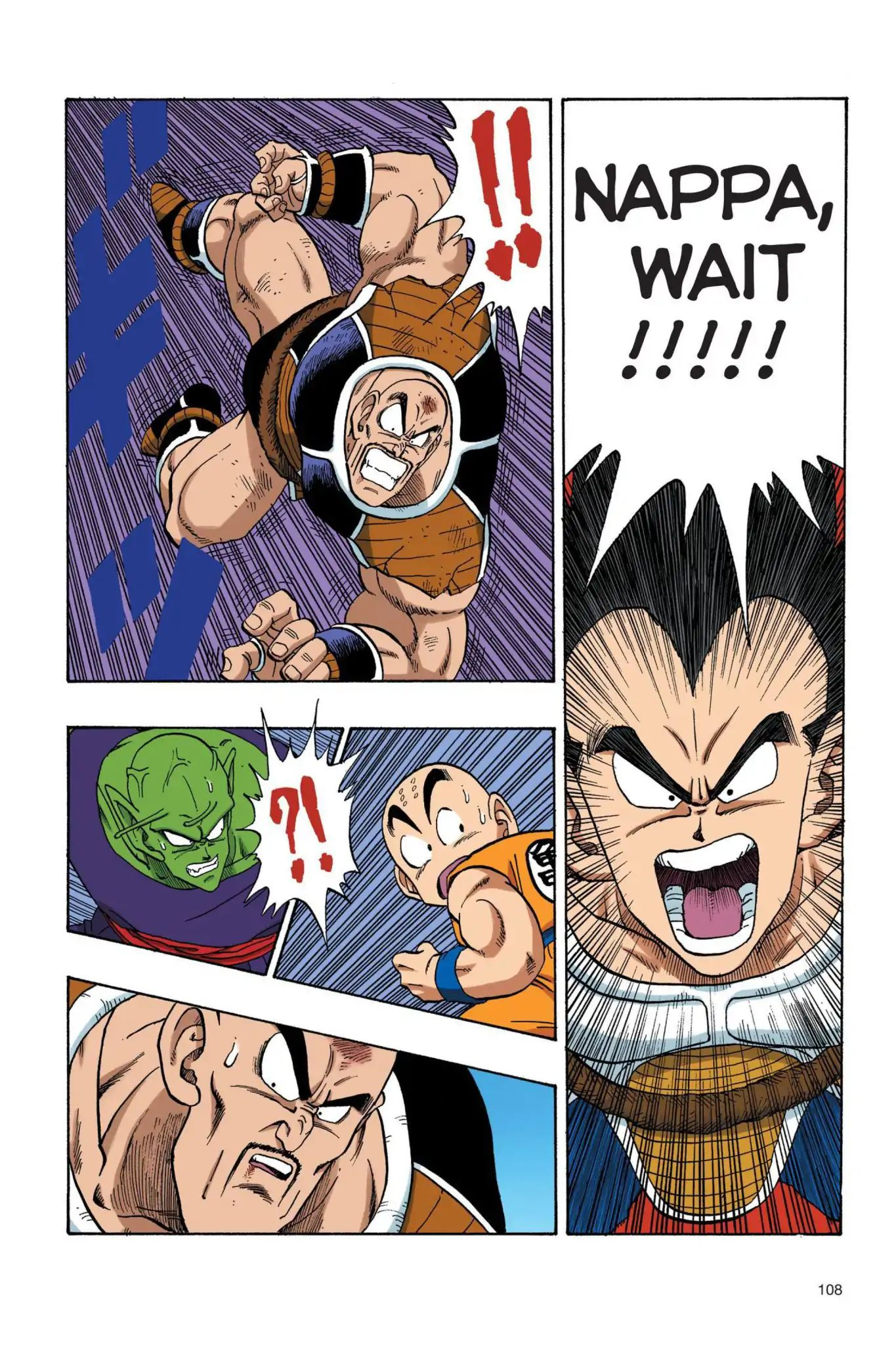 Dragon Ball Full Color Saiyan Arc Chapter 25  Online Free Manga Read Image 7