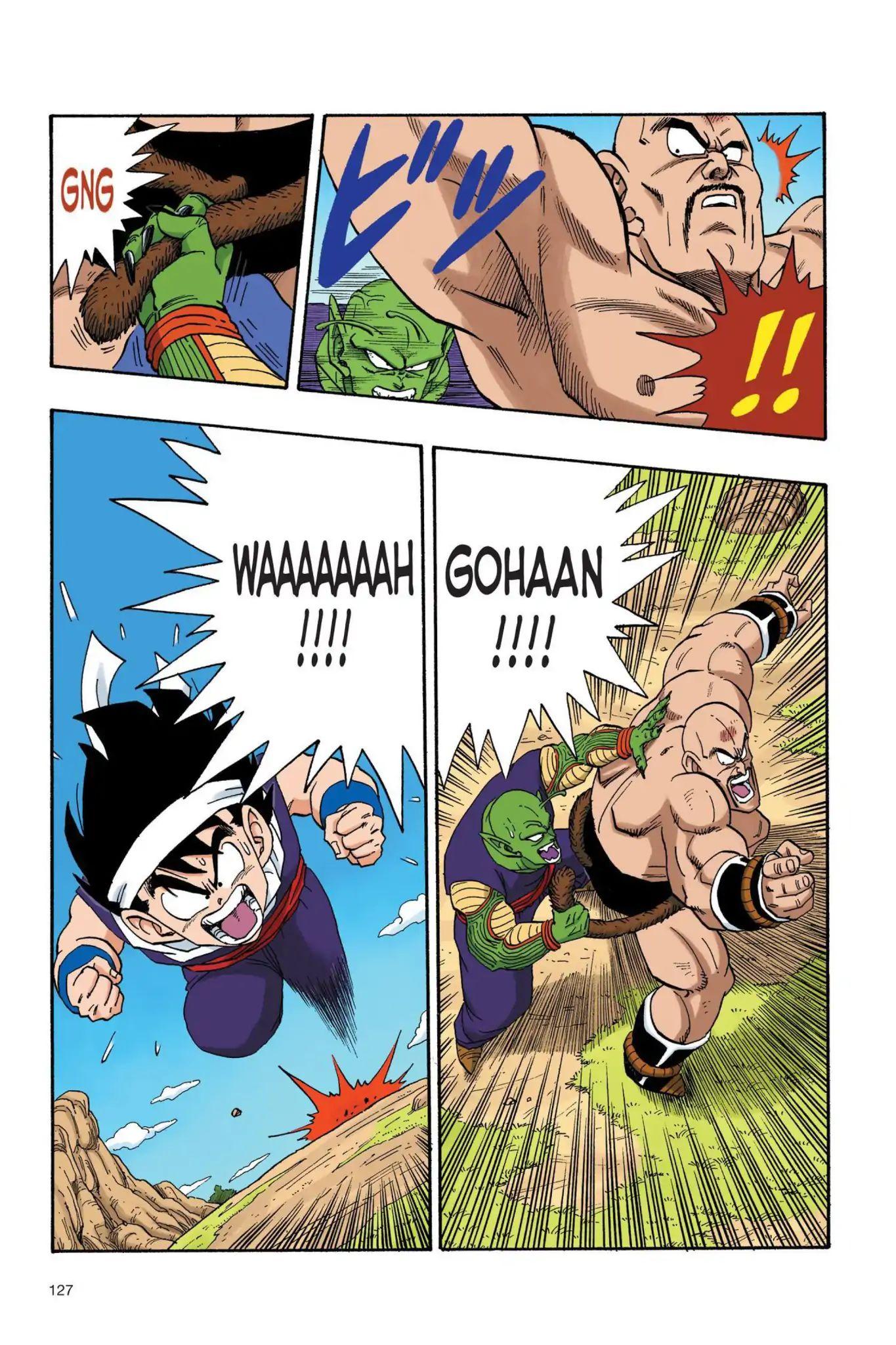 Dragon Ball Full Color Saiyan Arc Chapter 26  Online Free Manga Read Image 12