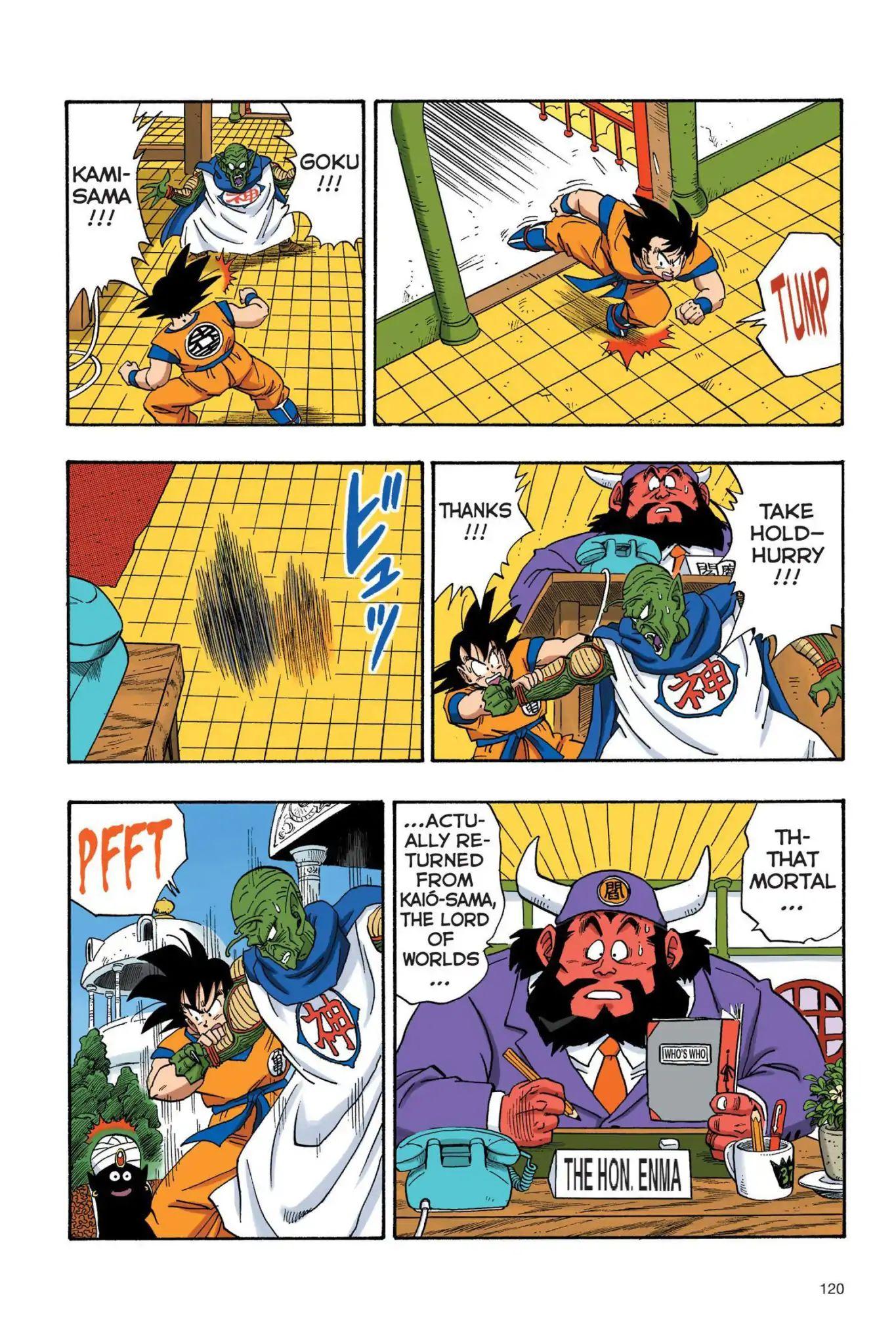 Dragon Ball Full Color Saiyan Arc Chapter 26  Online Free Manga Read Image 5