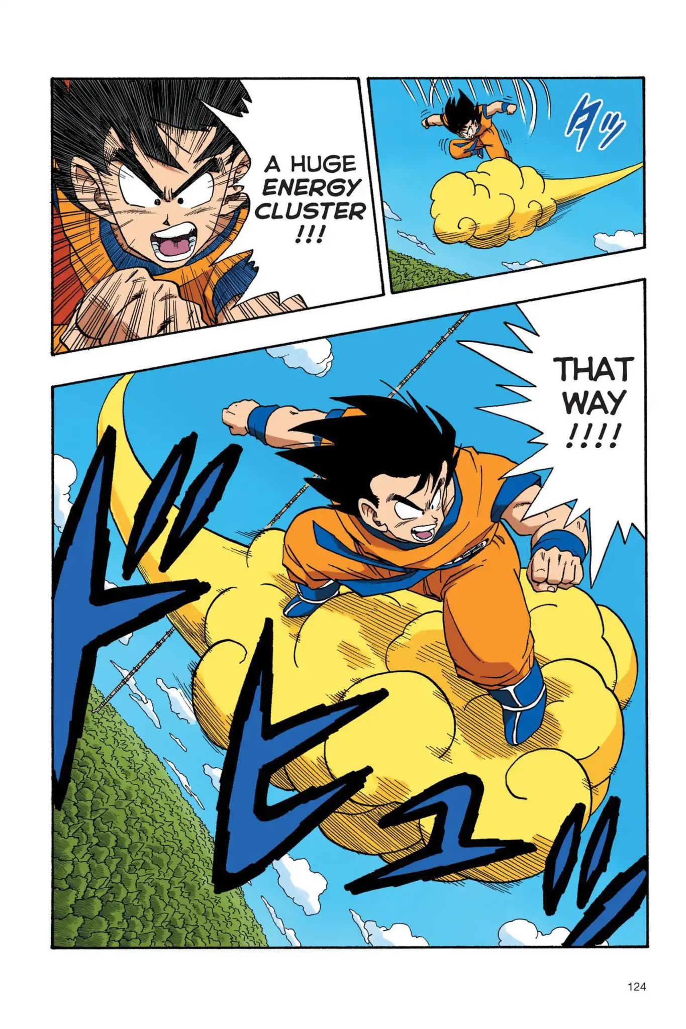 Dragon Ball Full Color Saiyan Arc Chapter 26  Online Free Manga Read Image 9