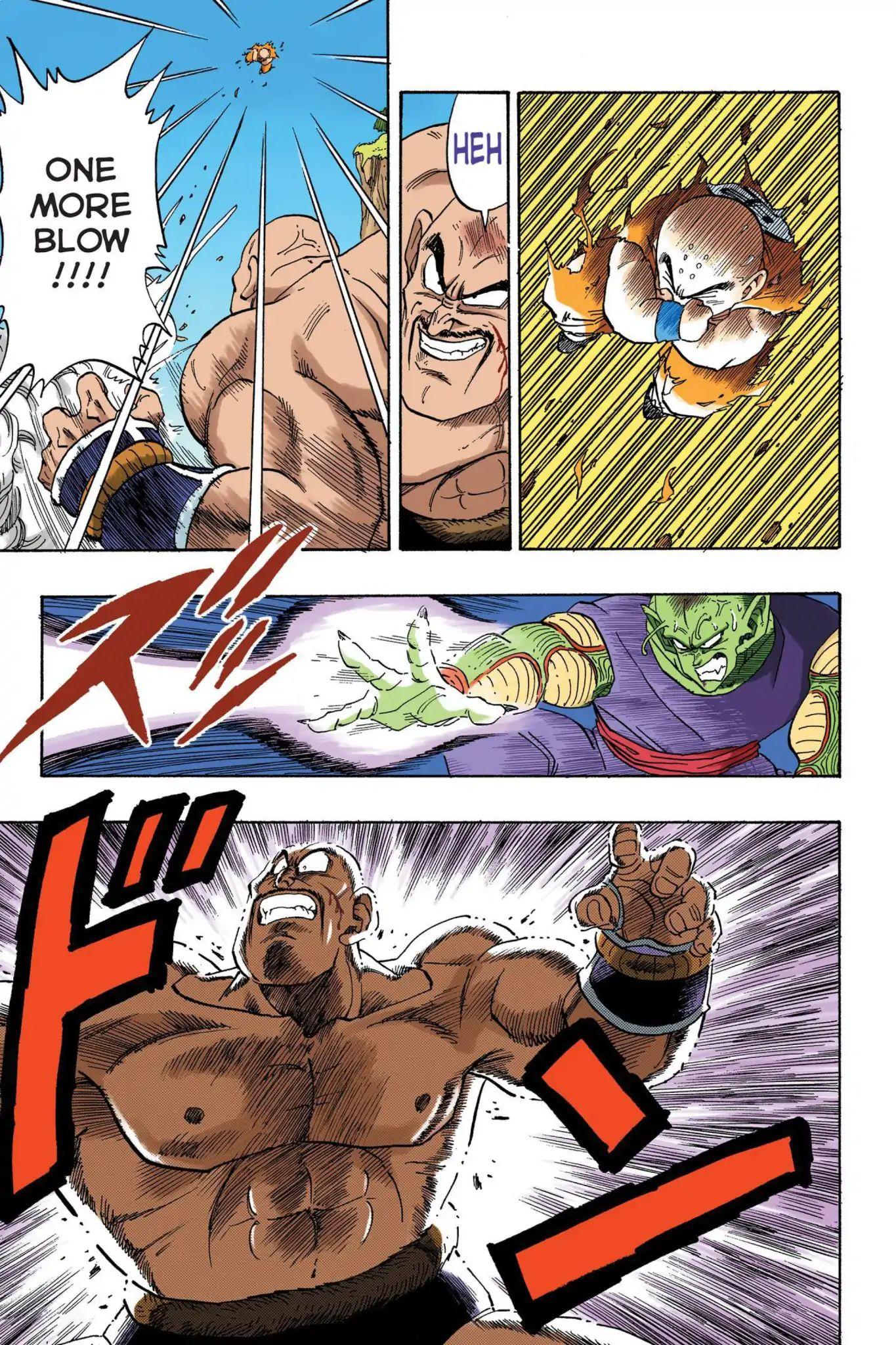 Dragon Ball Full Color Saiyan Arc Chapter 27  Online Free Manga Read Image 12