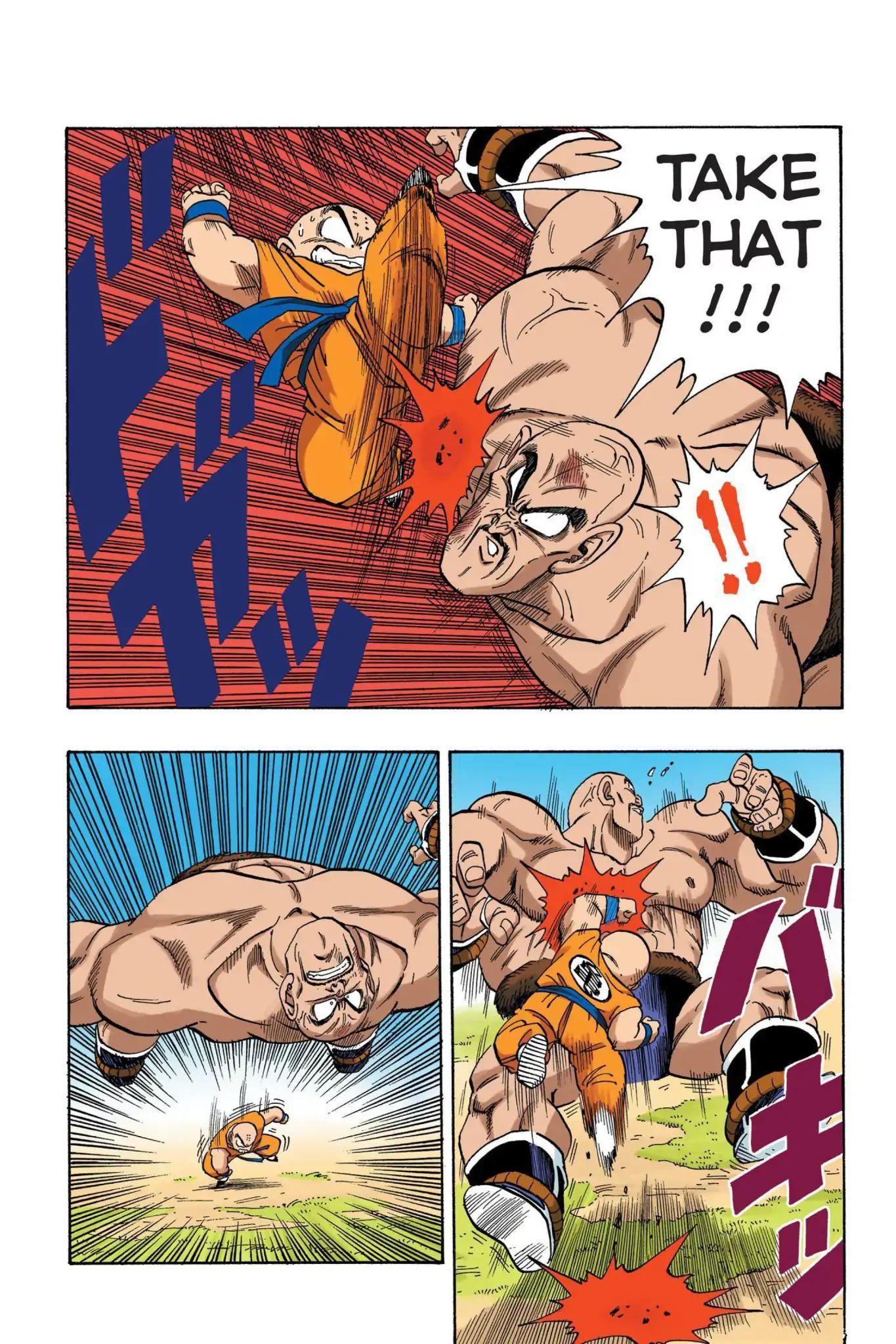 Dragon Ball Full Color Saiyan Arc Chapter 27  Online Free Manga Read Image 5