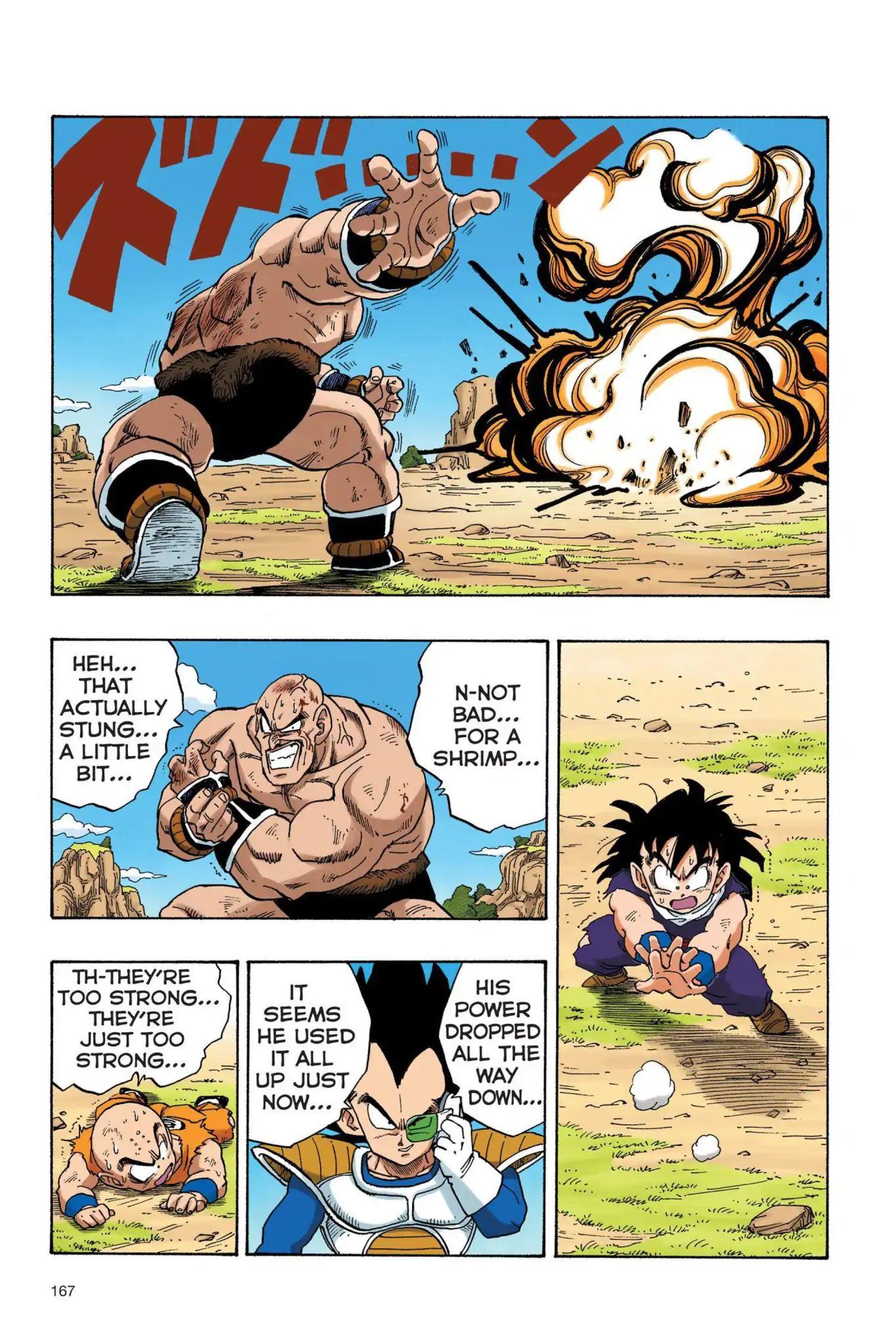 Dragon Ball Full Color Saiyan Arc Chapter 29  Online Free Manga Read Image 10