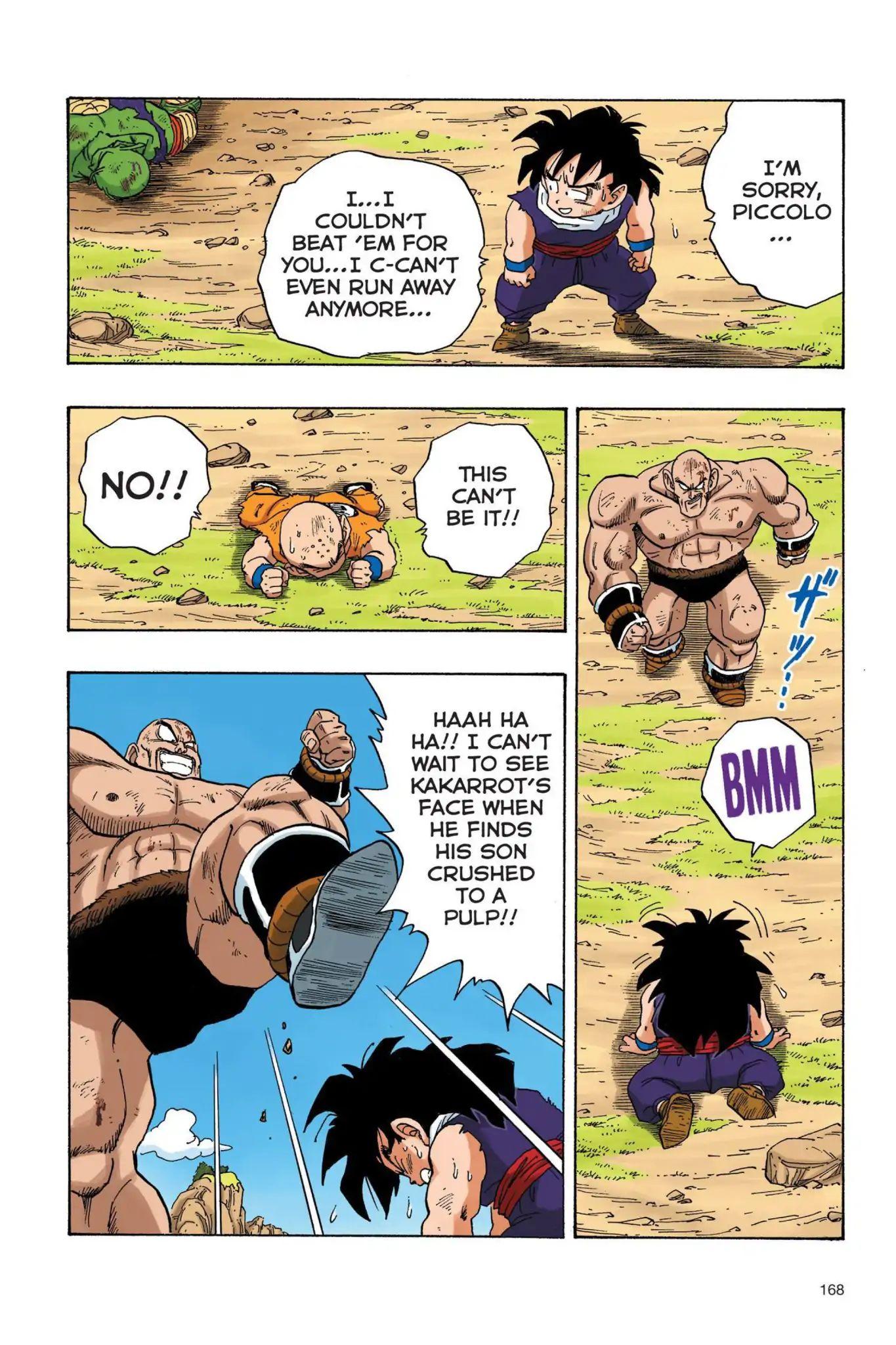 Dragon Ball Full Color Saiyan Arc Chapter 29  Online Free Manga Read Image 11