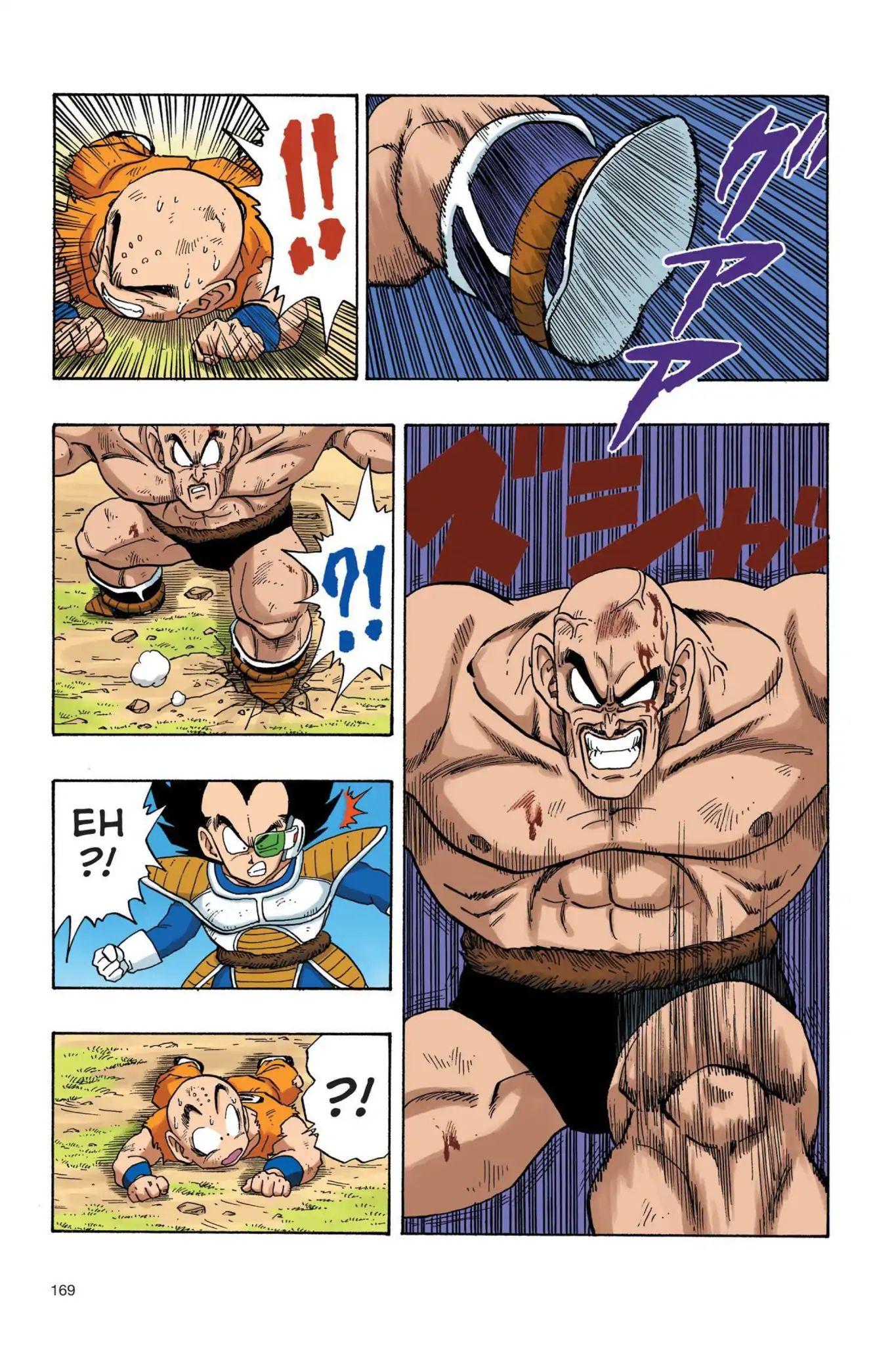 Dragon Ball Full Color Saiyan Arc Chapter 29  Online Free Manga Read Image 12