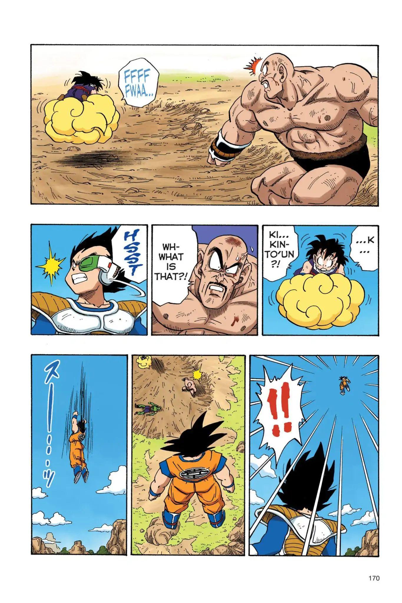 Dragon Ball Full Color Saiyan Arc Chapter 29  Online Free Manga Read Image 13
