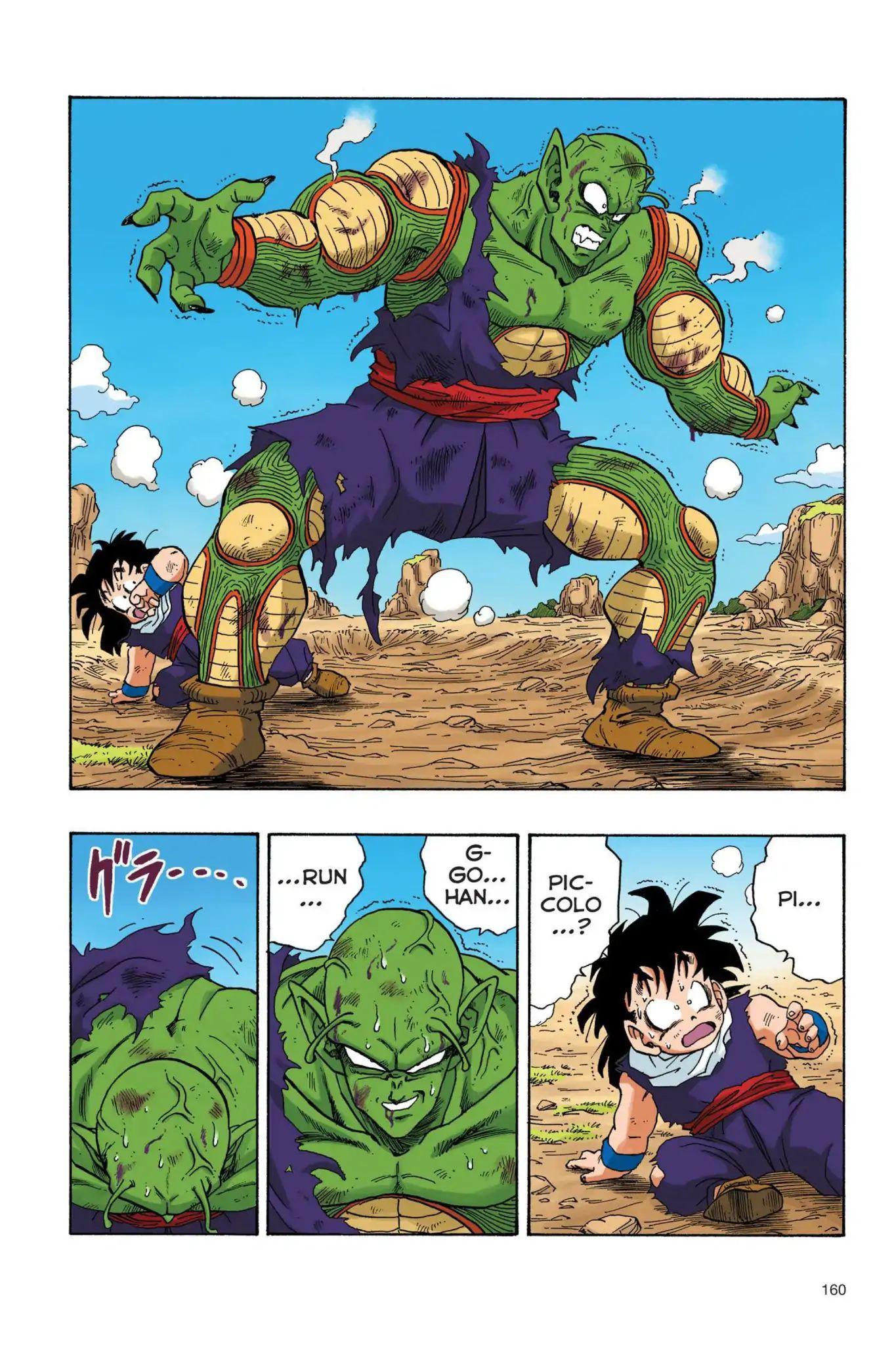 Dragon Ball Full Color Saiyan Arc Chapter 29  Online Free Manga Read Image 3