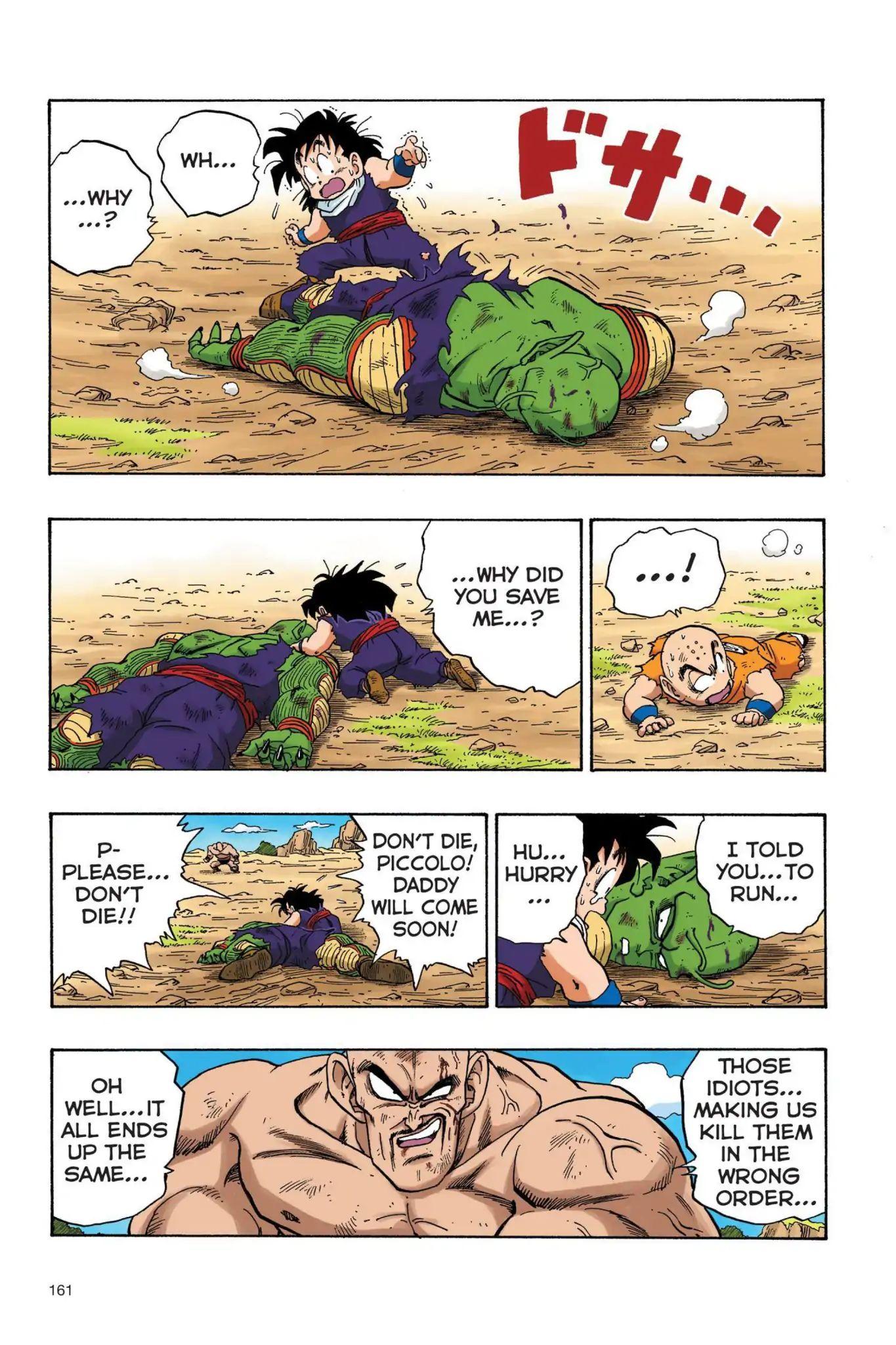 Dragon Ball Full Color Saiyan Arc Chapter 29  Online Free Manga Read Image 4