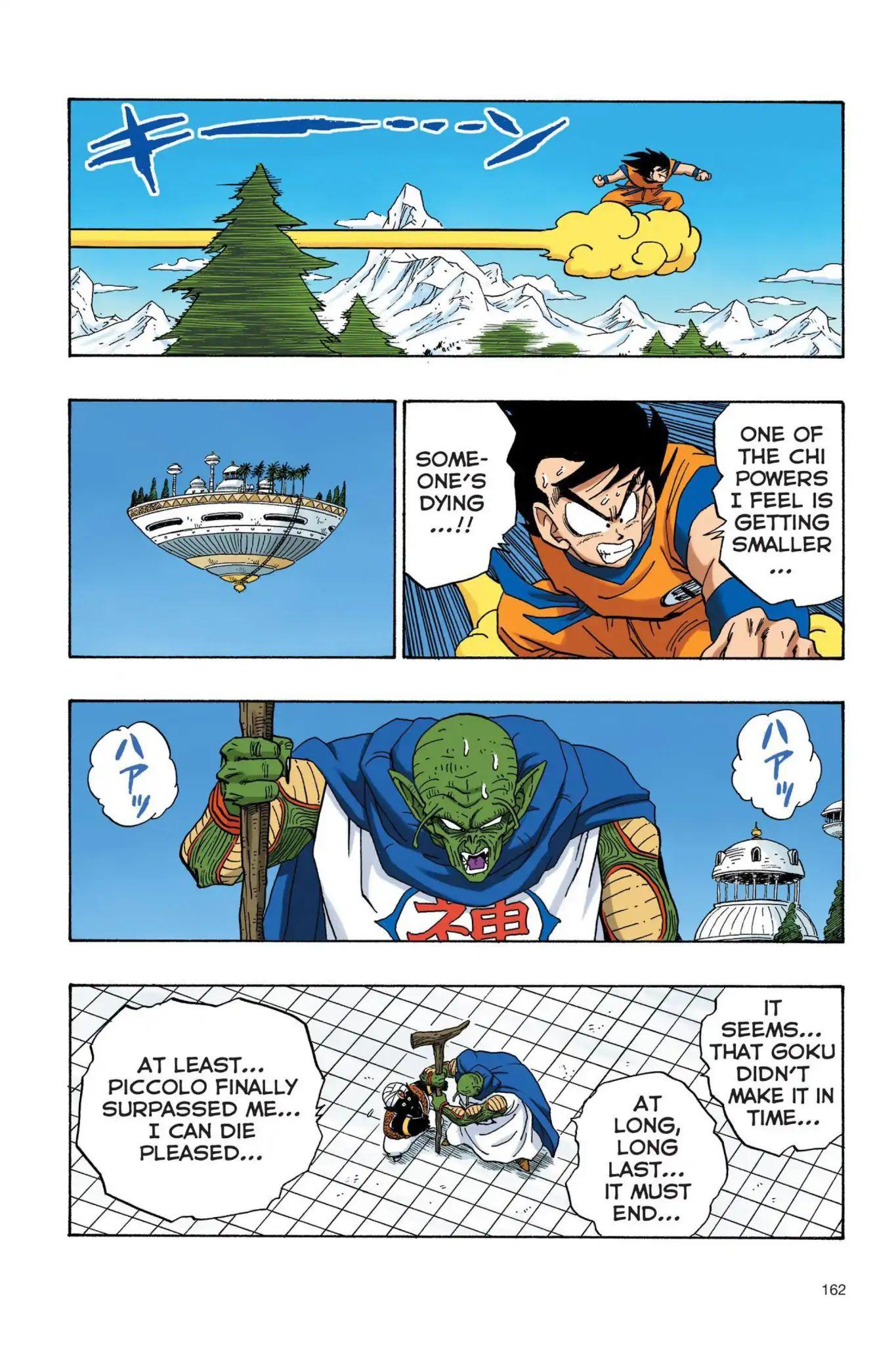 Dragon Ball Full Color Saiyan Arc Chapter 29  Online Free Manga Read Image 5