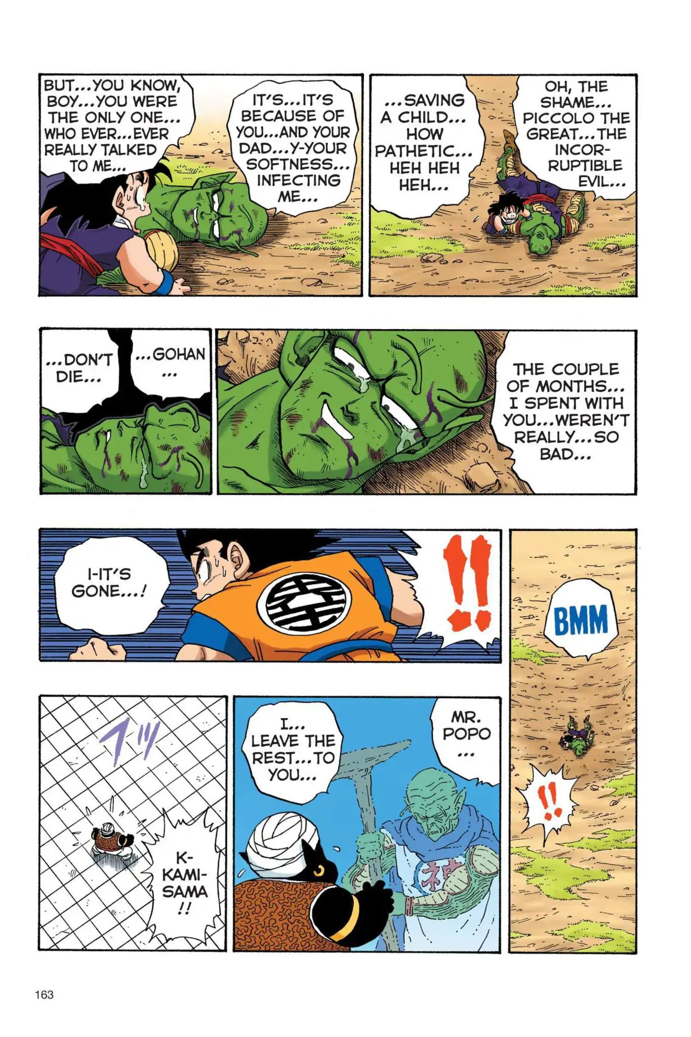 Dragon Ball Full Color Saiyan Arc Chapter 29  Online Free Manga Read Image 6