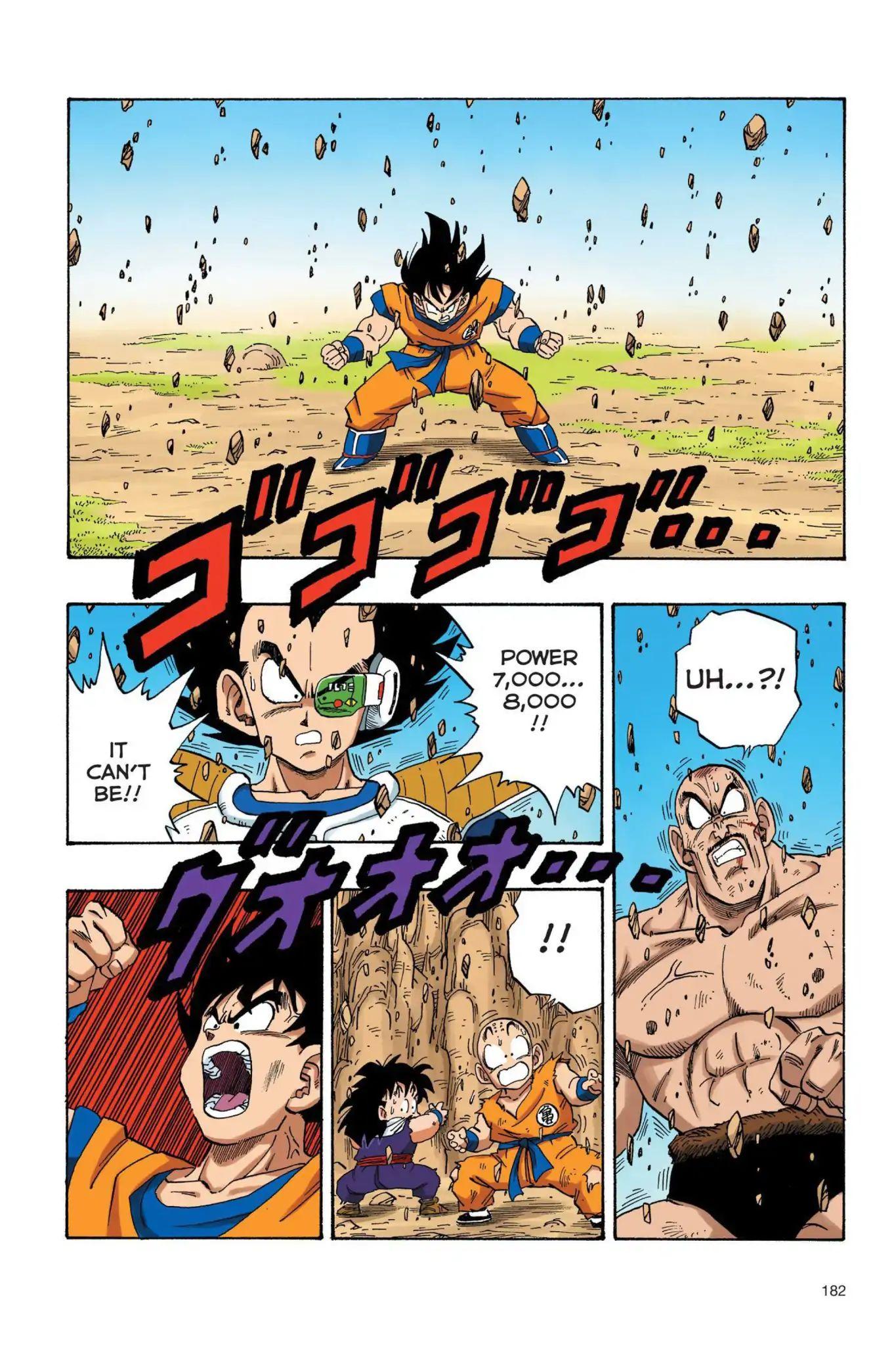 Dragon Ball Full Color Saiyan Arc Chapter 30  Online Free Manga Read Image 11