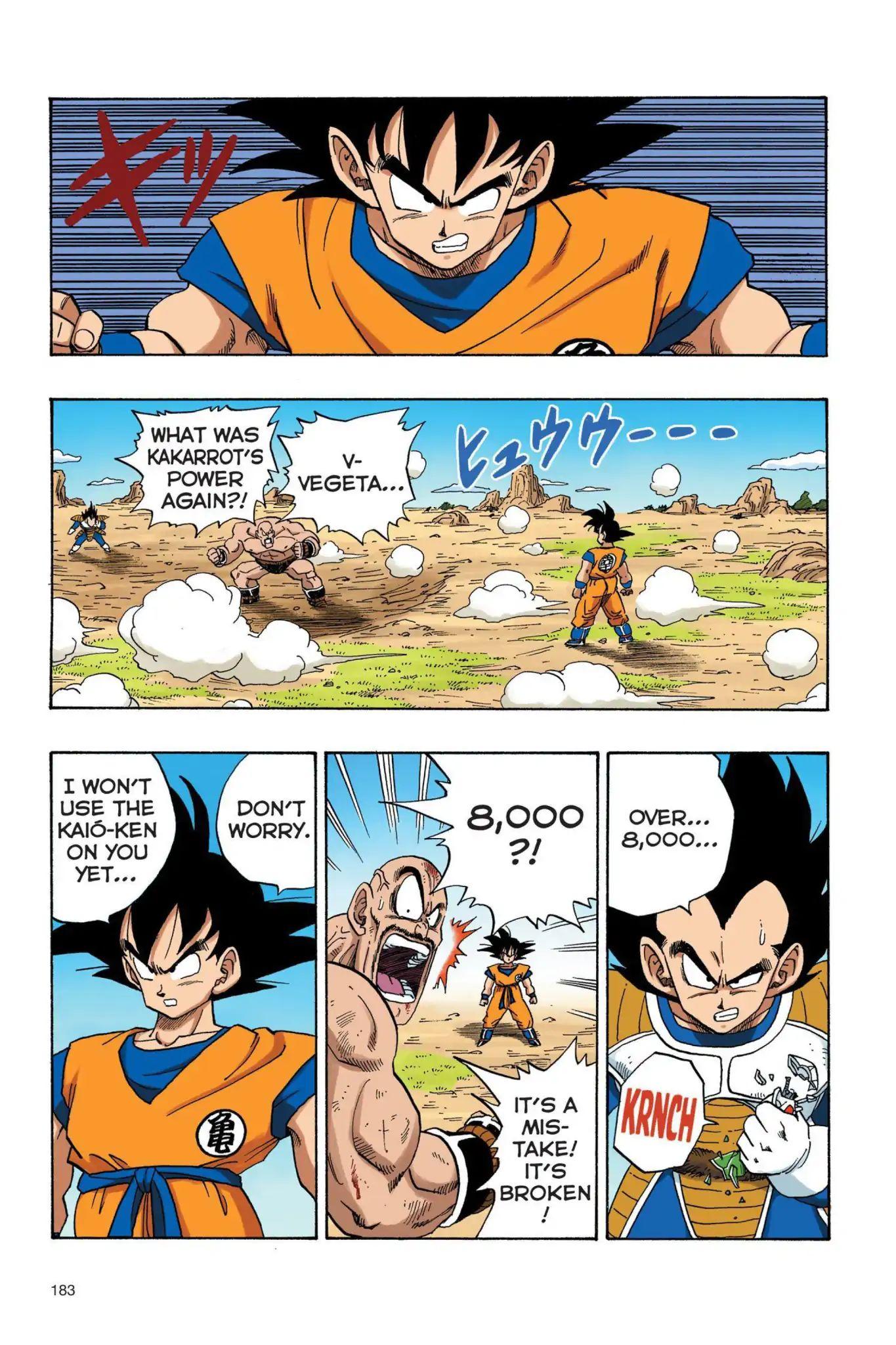 Dragon Ball Full Color Saiyan Arc Chapter 30  Online Free Manga Read Image 12