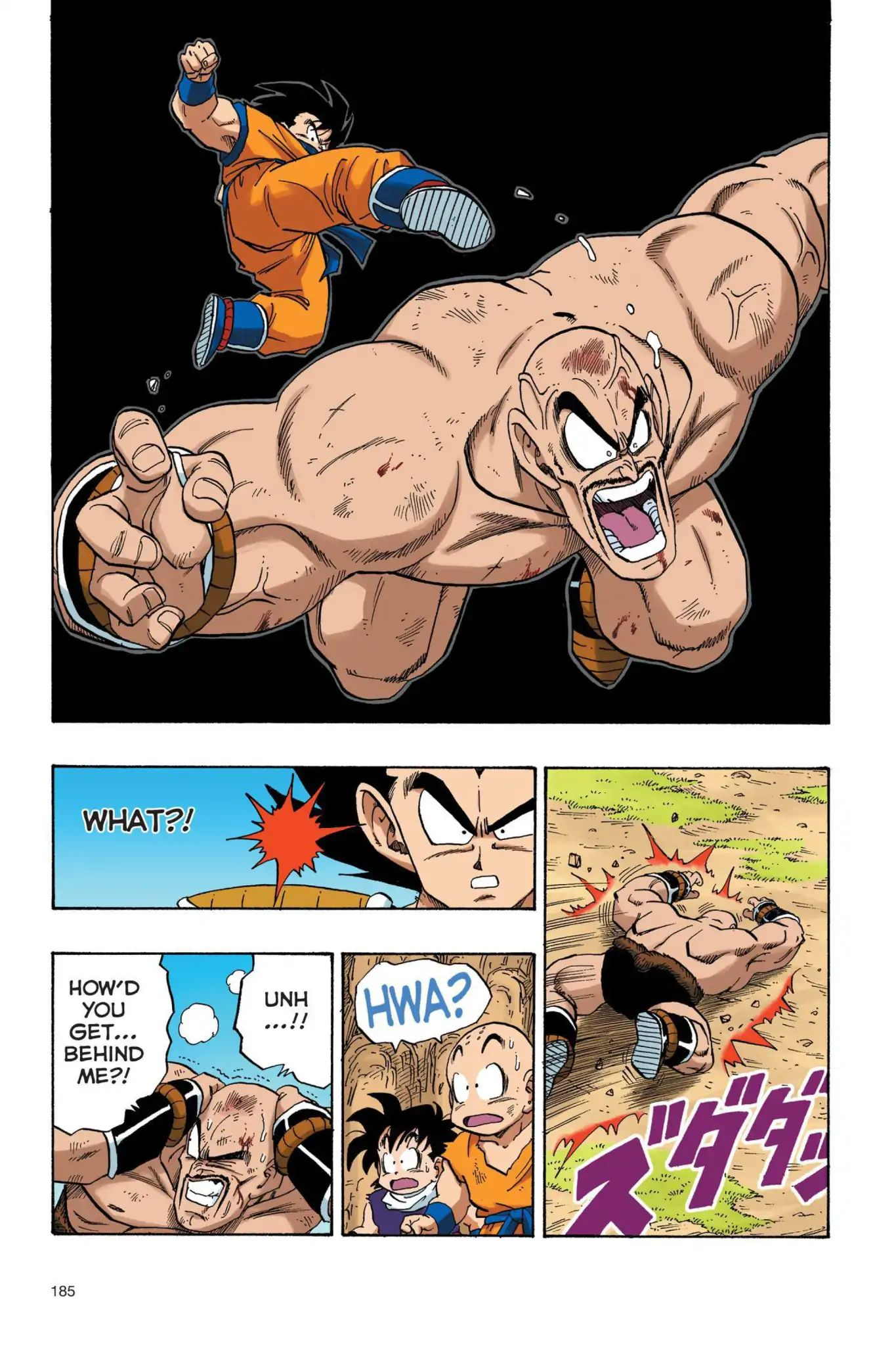 Dragon Ball Full Color Saiyan Arc Chapter 30  Online Free Manga Read Image 14