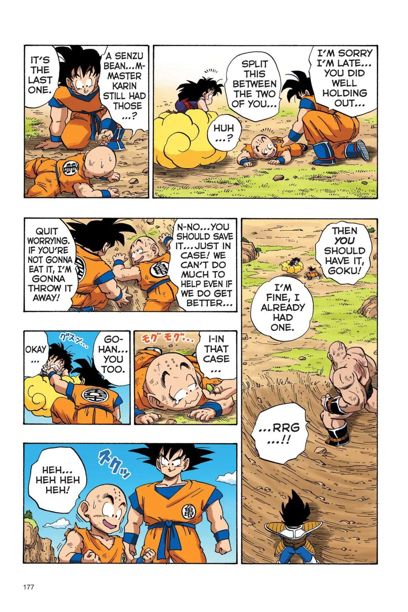 Dragon Ball Full Color Saiyan Arc Chapter 30  Online Free Manga Read Image 6