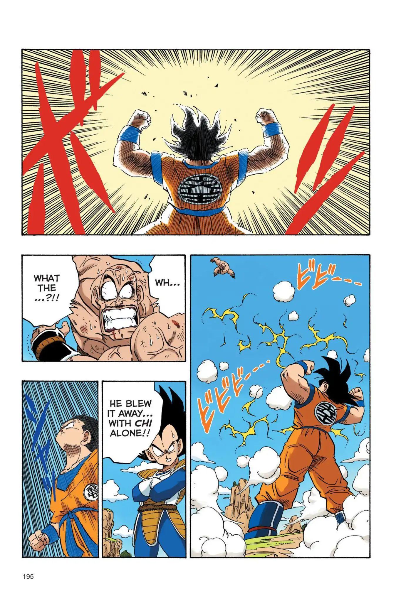 Dragon Ball Full Color Saiyan Arc Chapter 31  Online Free Manga Read Image 10
