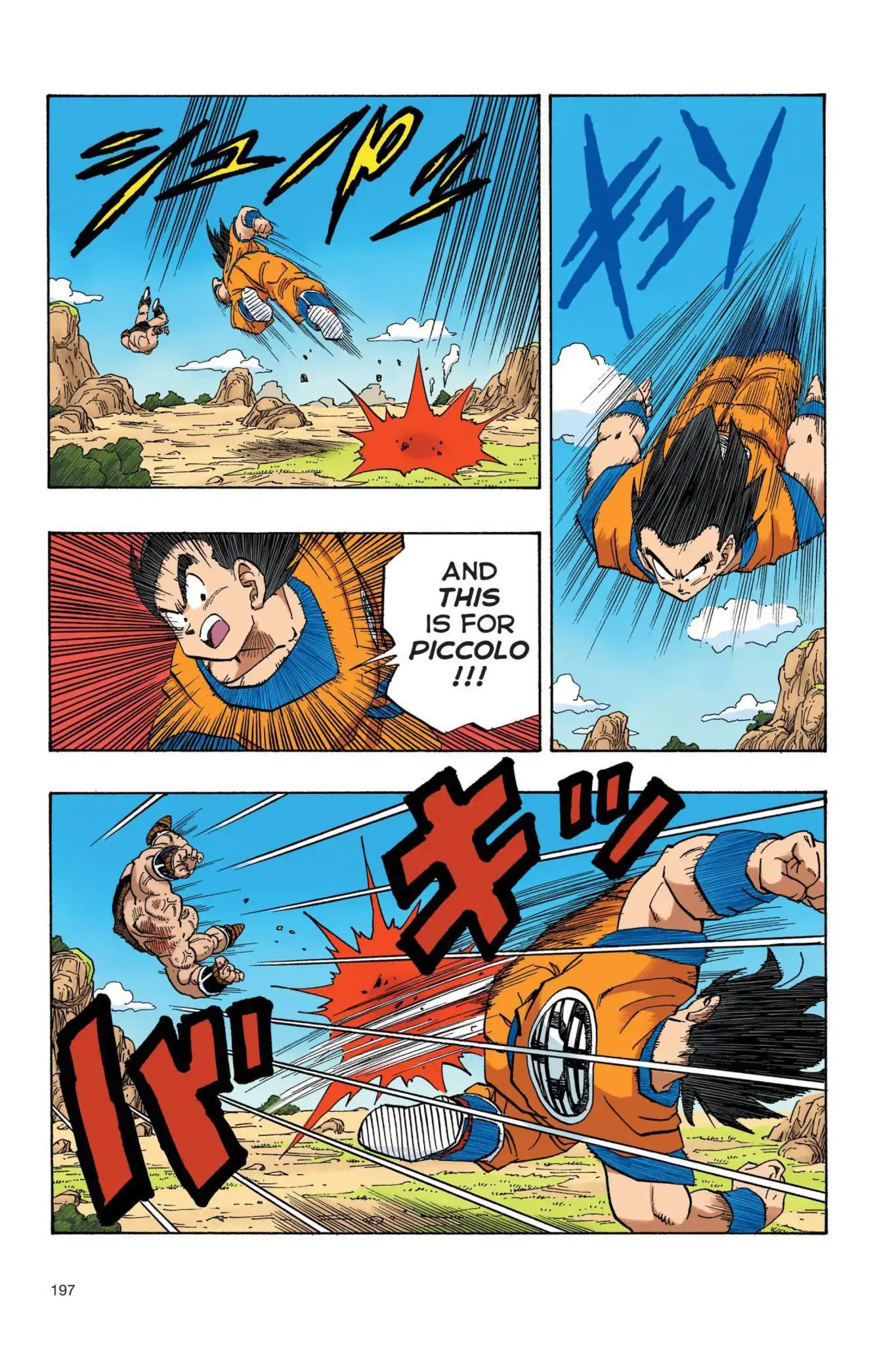 Dragon Ball Full Color Saiyan Arc Chapter 31  Online Free Manga Read Image 12