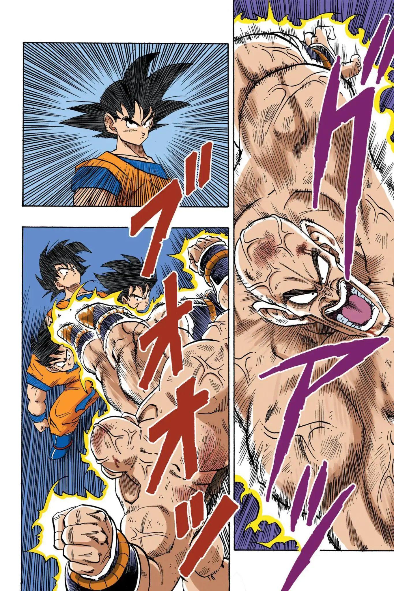 Dragon Ball Full Color Saiyan Arc Chapter 31  Online Free Manga Read Image 3
