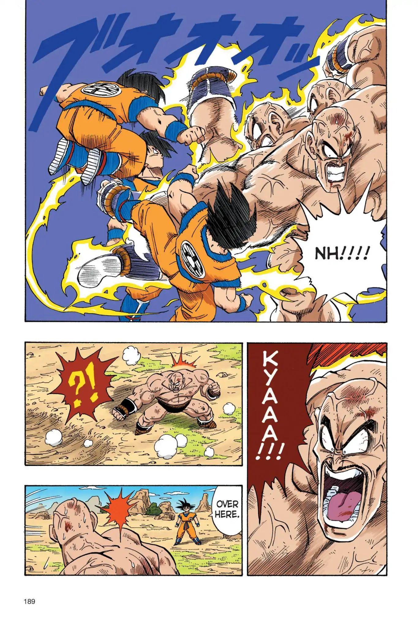 Dragon Ball Full Color Saiyan Arc Chapter 31  Online Free Manga Read Image 4