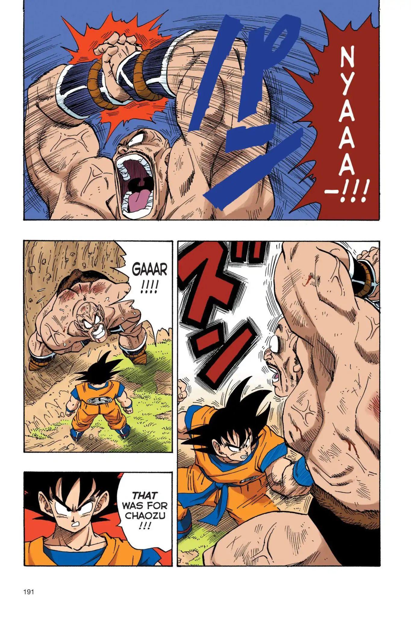 Dragon Ball Full Color Saiyan Arc Chapter 31  Online Free Manga Read Image 6