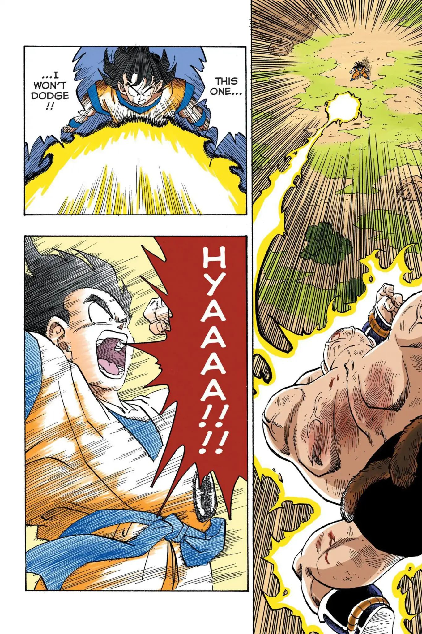 Dragon Ball Full Color Saiyan Arc Chapter 31  Online Free Manga Read Image 9