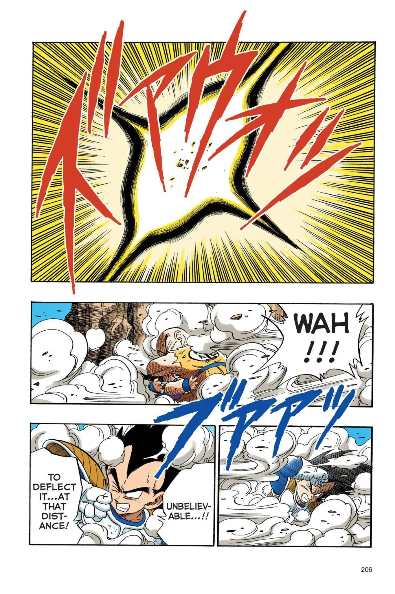 Dragon Ball Full Color Saiyan Arc Chapter 32  Online Free Manga Read Image 7
