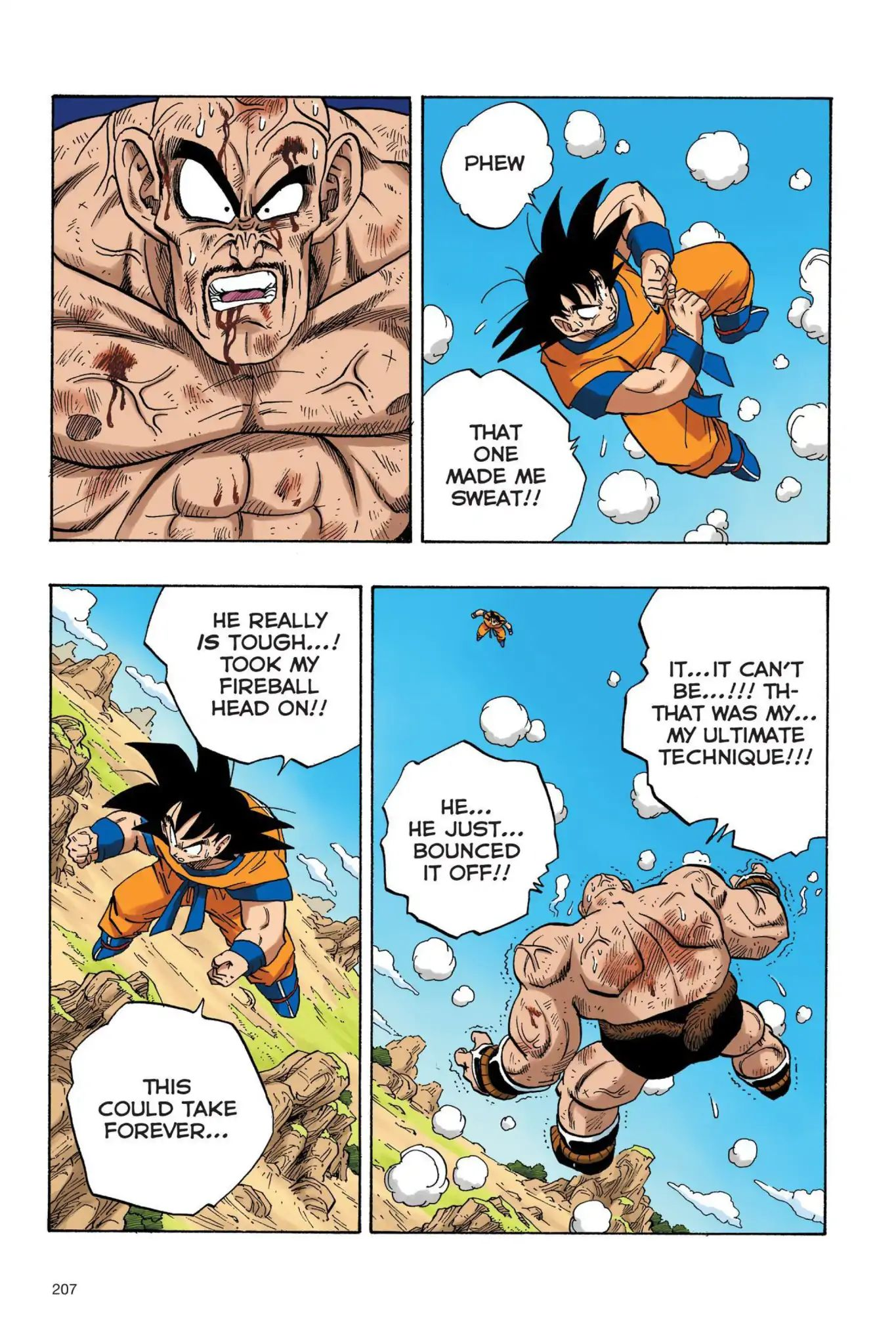 Dragon Ball Full Color Saiyan Arc Chapter 32  Online Free Manga Read Image 8