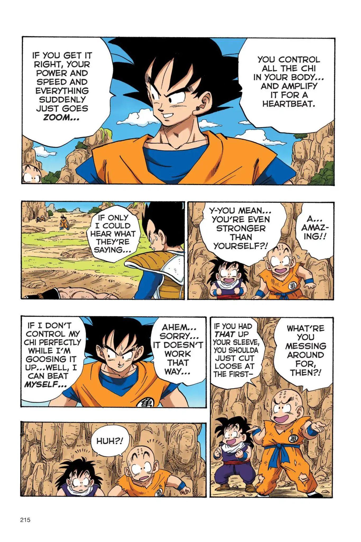 Dragon Ball Full Color Saiyan Arc Chapter 33  Online Free Manga Read Image 2