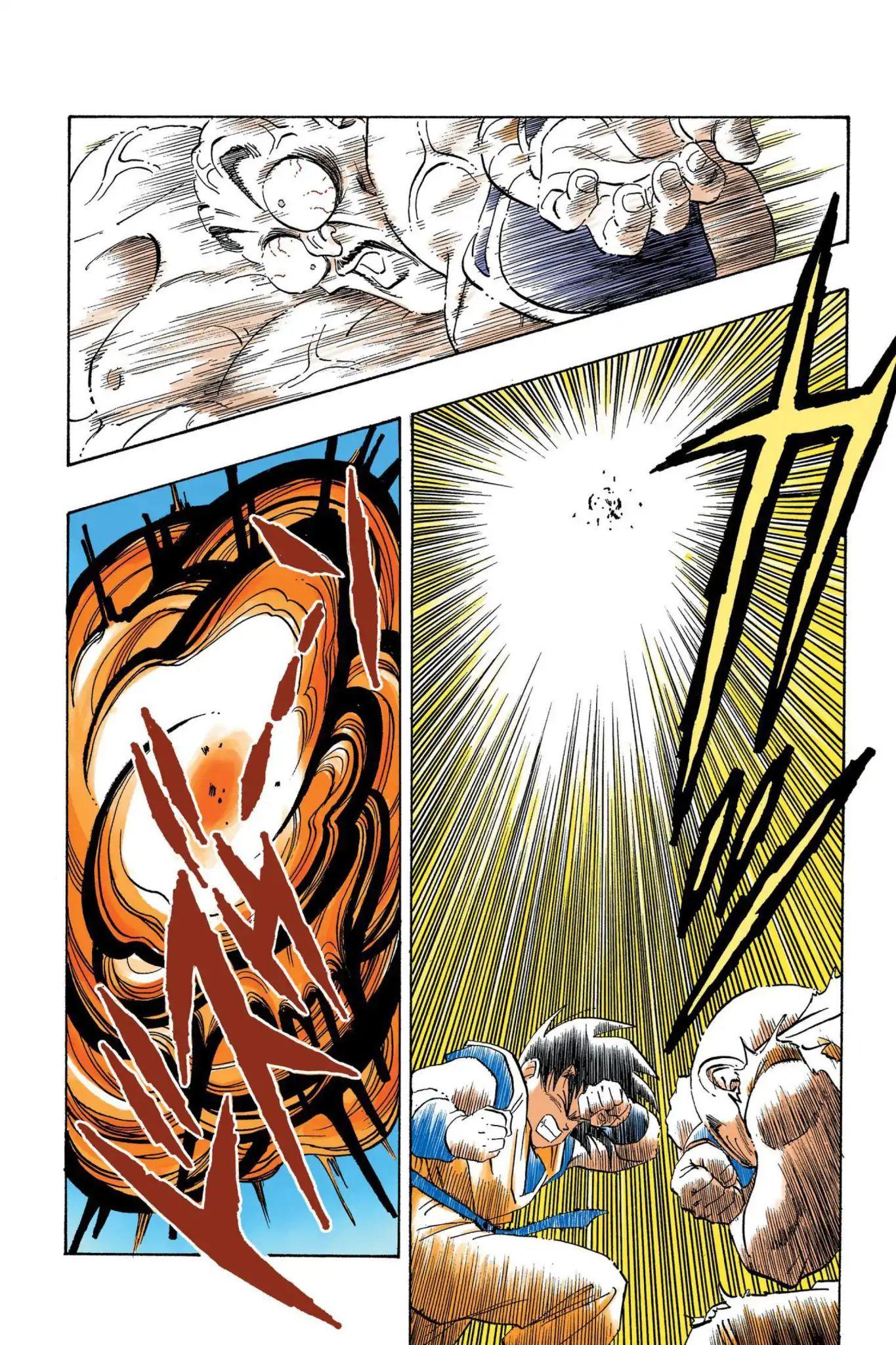 Dragon Ball Full Color Saiyan Arc Chapter 33  Online Free Manga Read Image 7