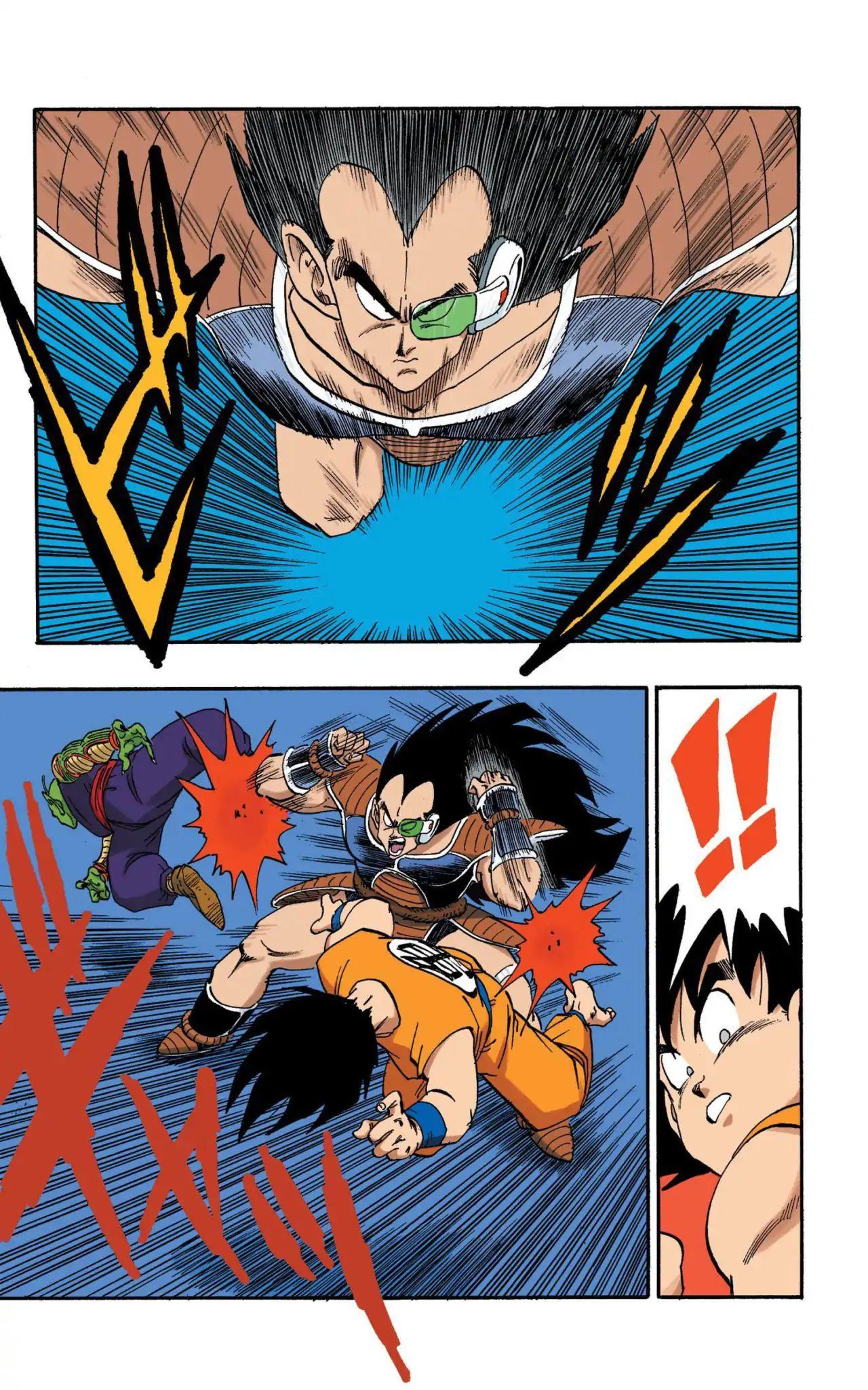 Dragon Ball Full Color Saiyan Arc Chapter 5  Online Free Manga Read Image 12